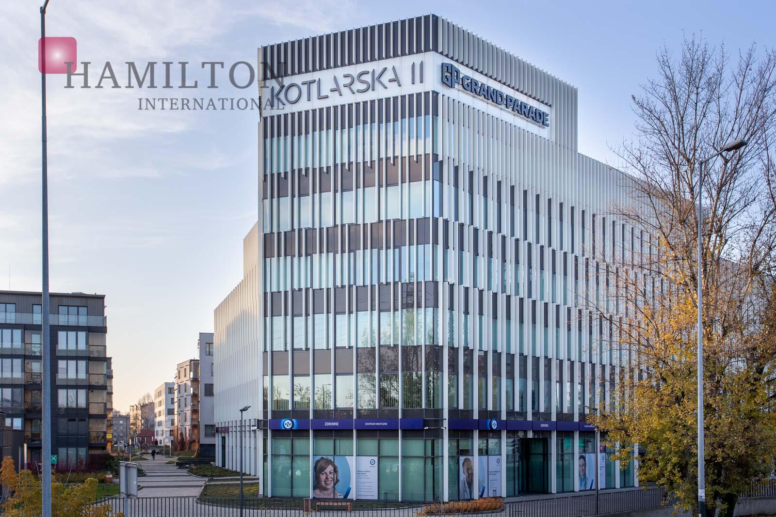 Kotlarska 11 Krakow office building photo