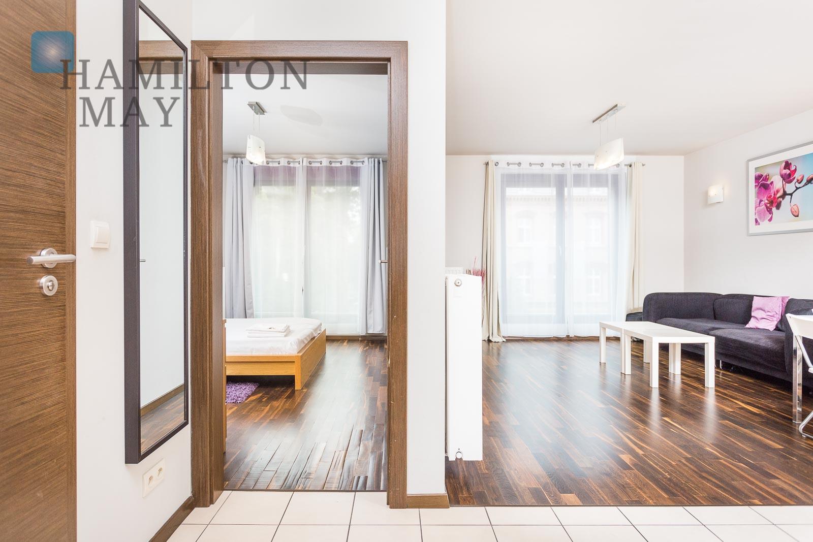 Wyjątkowe, dwupokojowe mieszkanie w rewelacyjnej inwestycji Angel City Kraków na sprzedaż