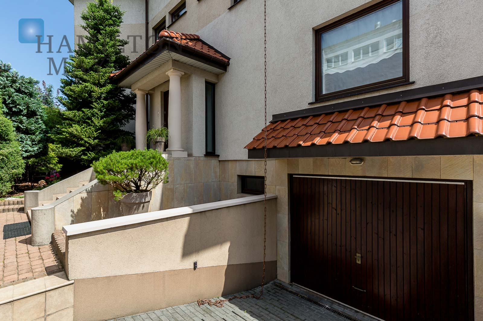 An attractive house in Sadyba Warsaw for rent