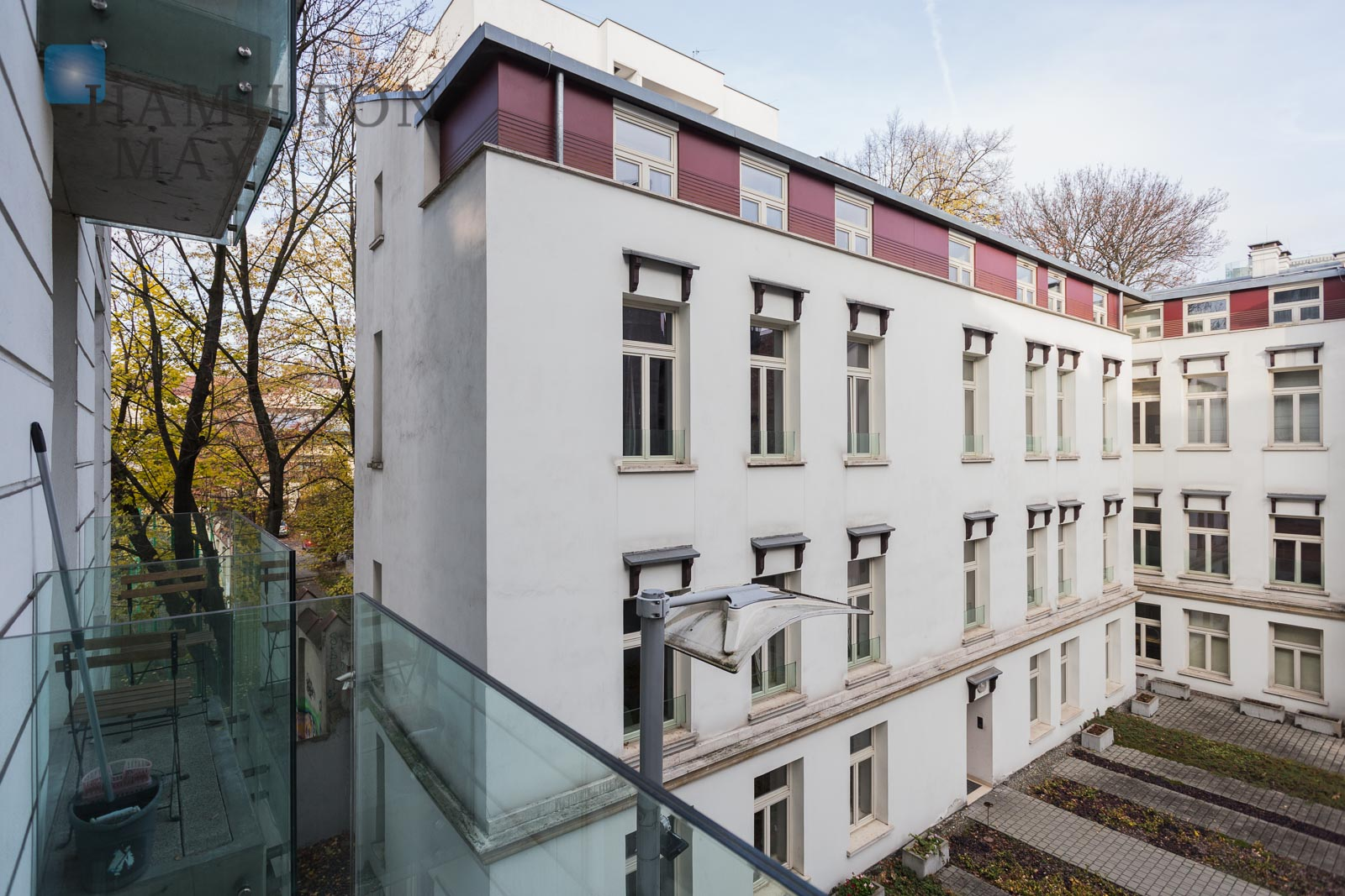 Nowoczesne, dwupokojowe mieszkanie w prestiżowej inwestycji - Sobieski Residence na Starym Mieście Kraków na wynajem