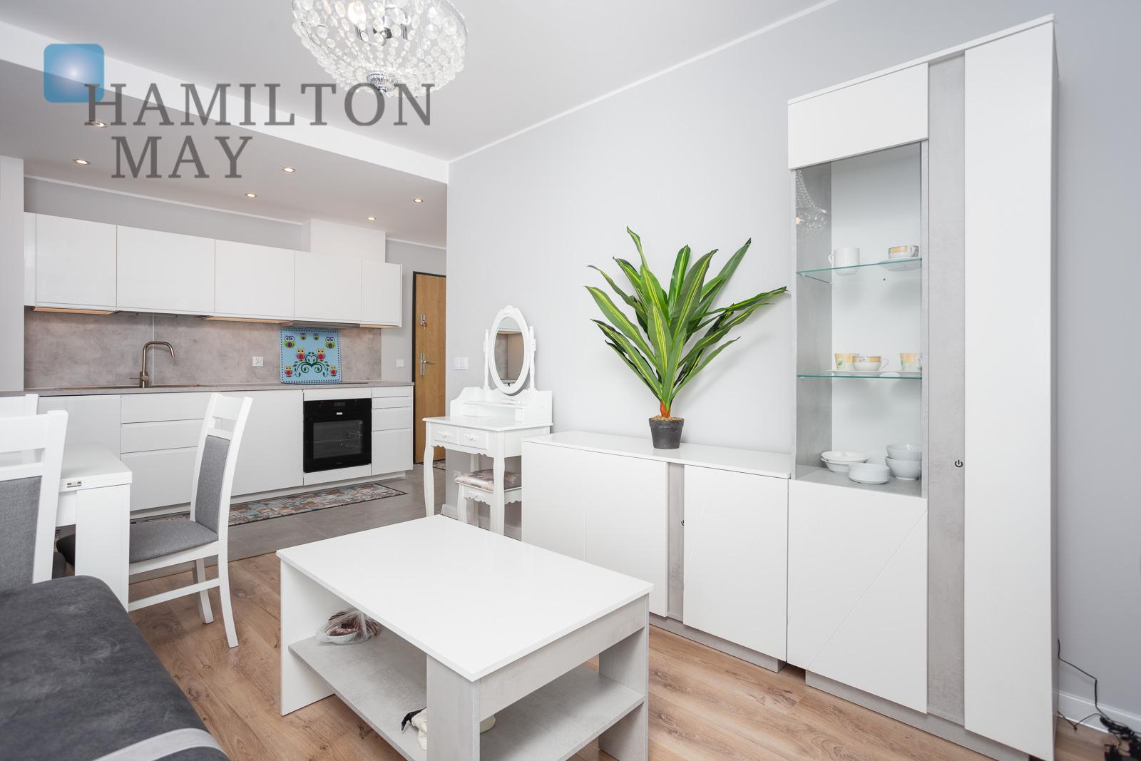 Klimatyzowane mieszkanie w cichej i spokojnej okolicy Kraków na wynajem