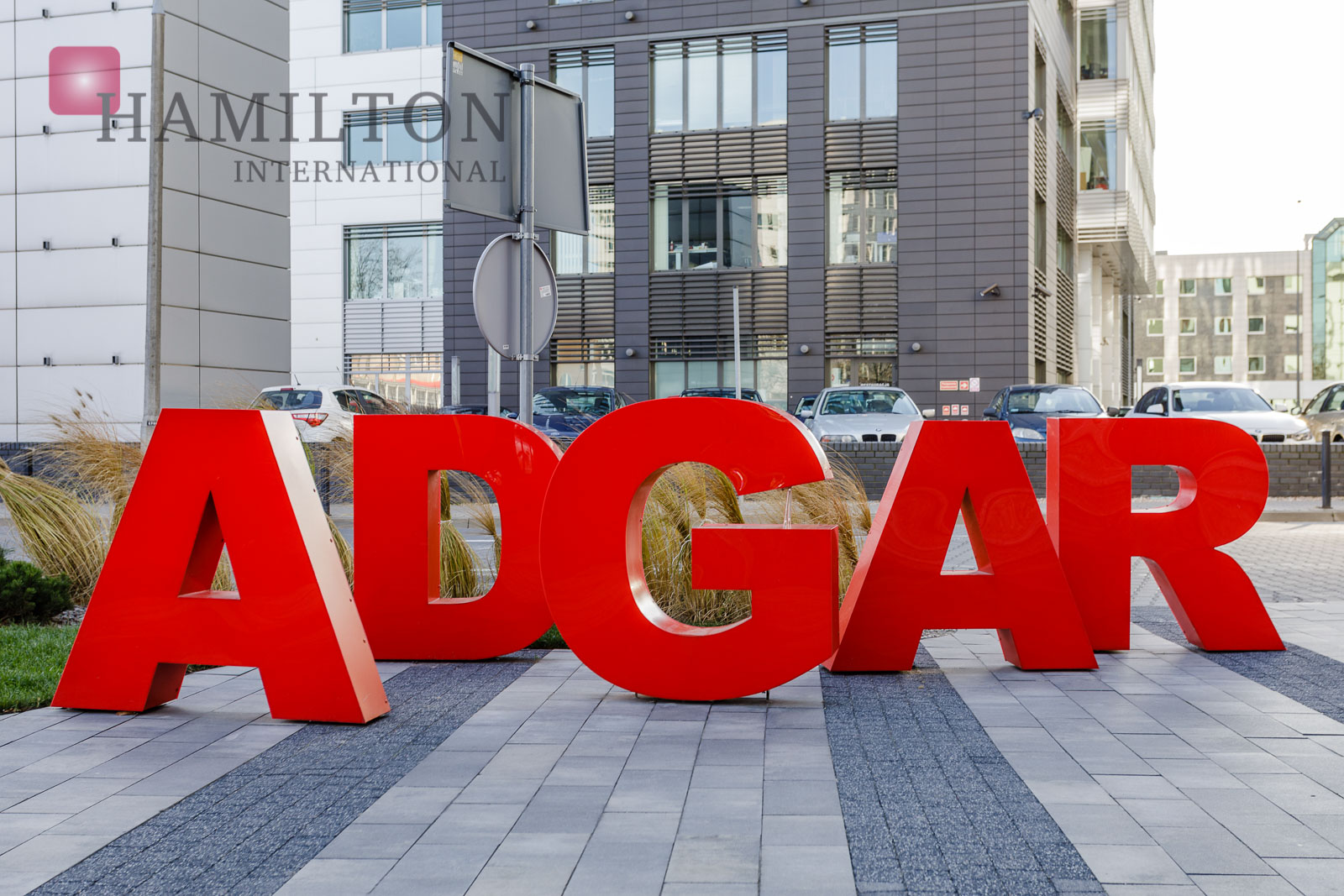 Gotowe biuro w Adgar Plaza One Warszawa office space photo