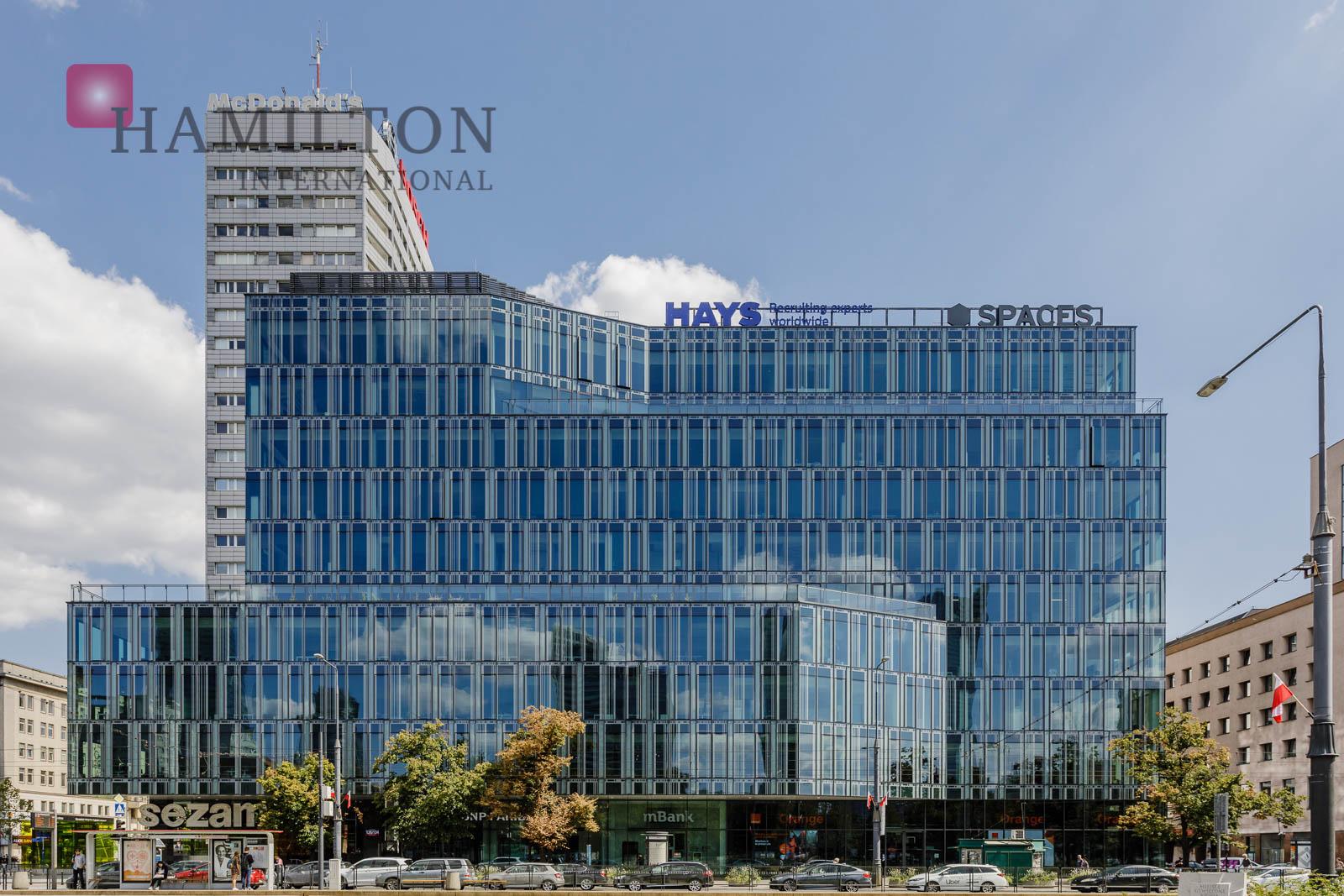 Centrum Marszałkowska Warsaw office building photo