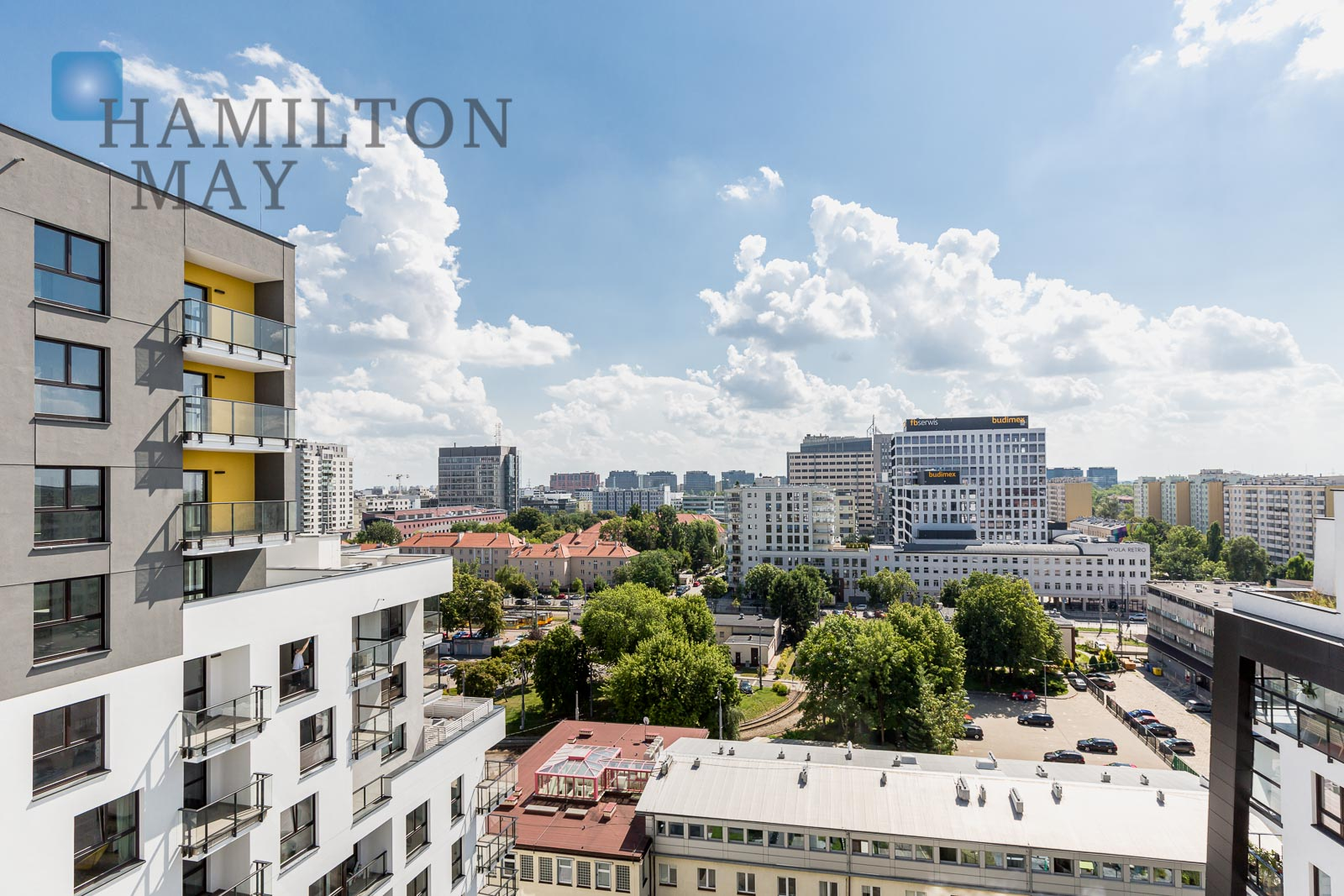 Apartament z funkcjonalnym rozkładem rozkładem w prestiżowej lokalizacji Warszawa na sprzedaż