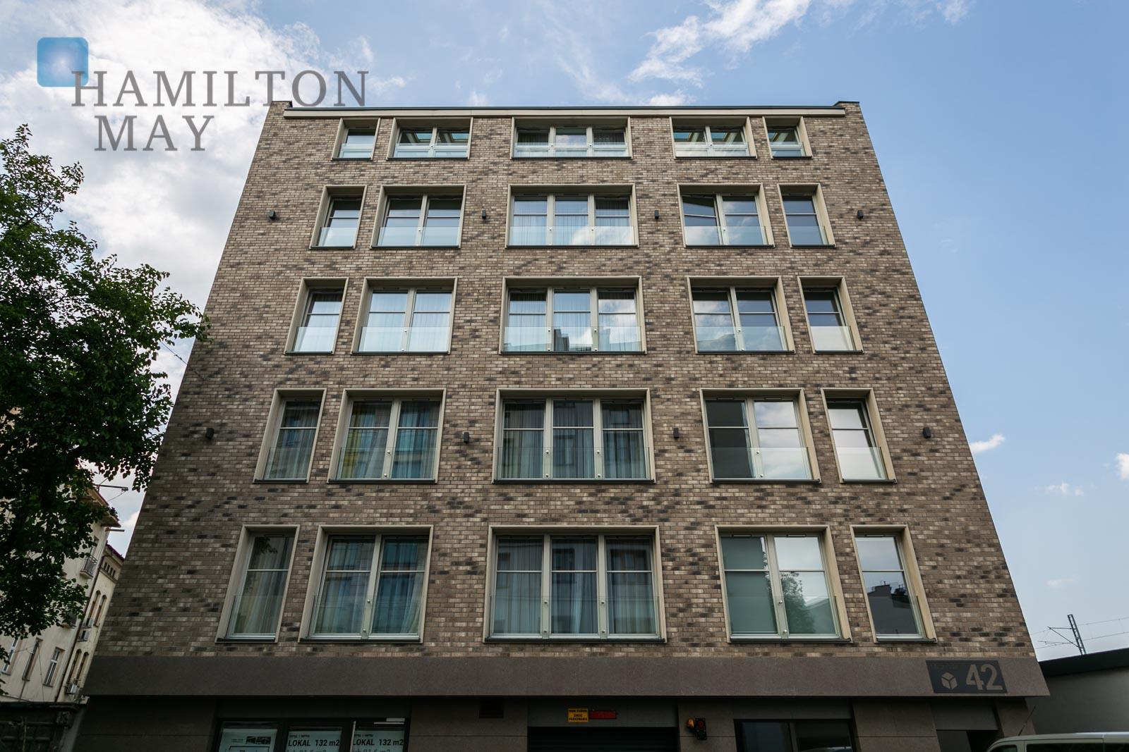 Miodowa 42/44 Krakow development photo