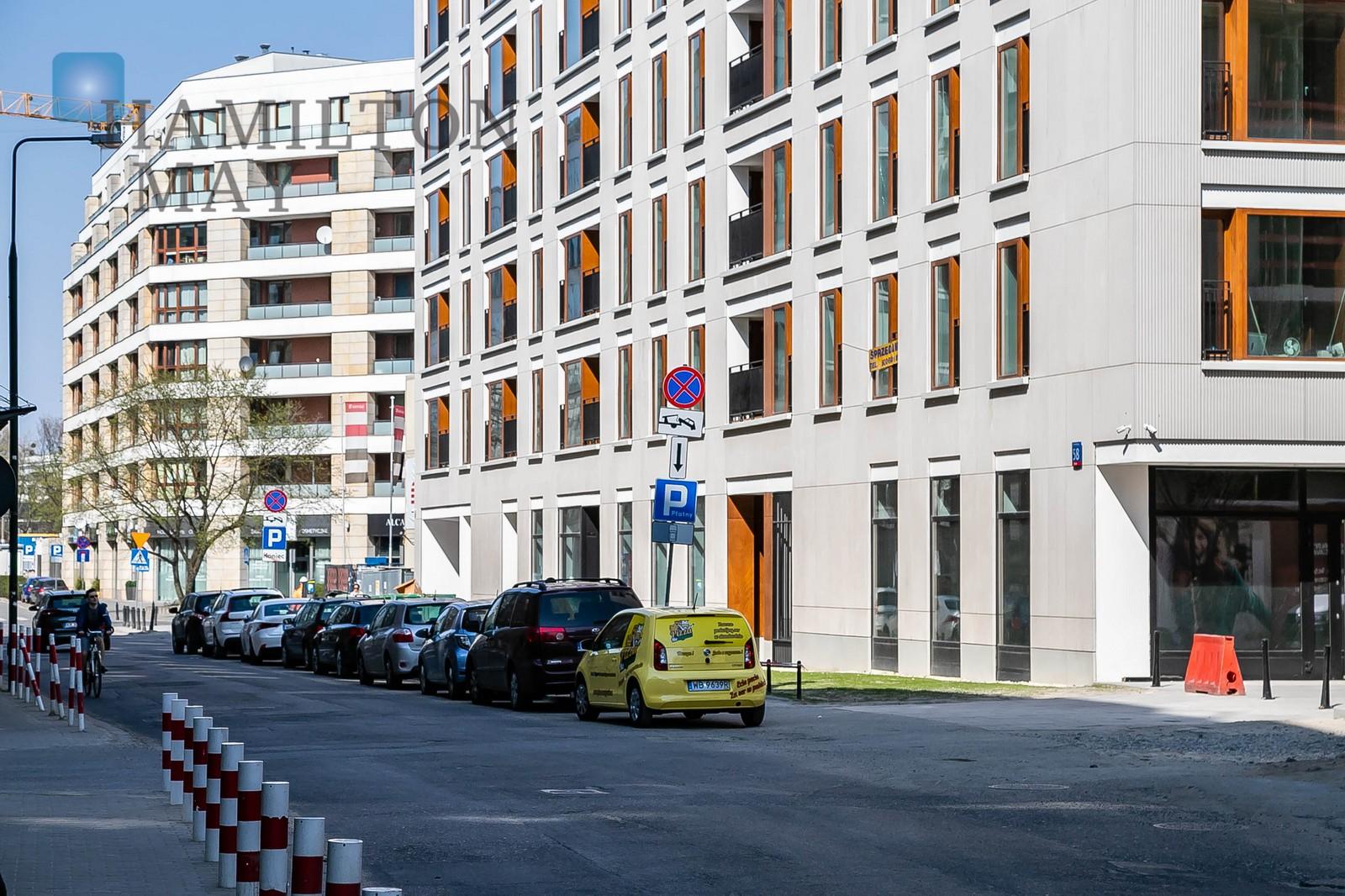 Browary Warszawskie Warsaw development photo