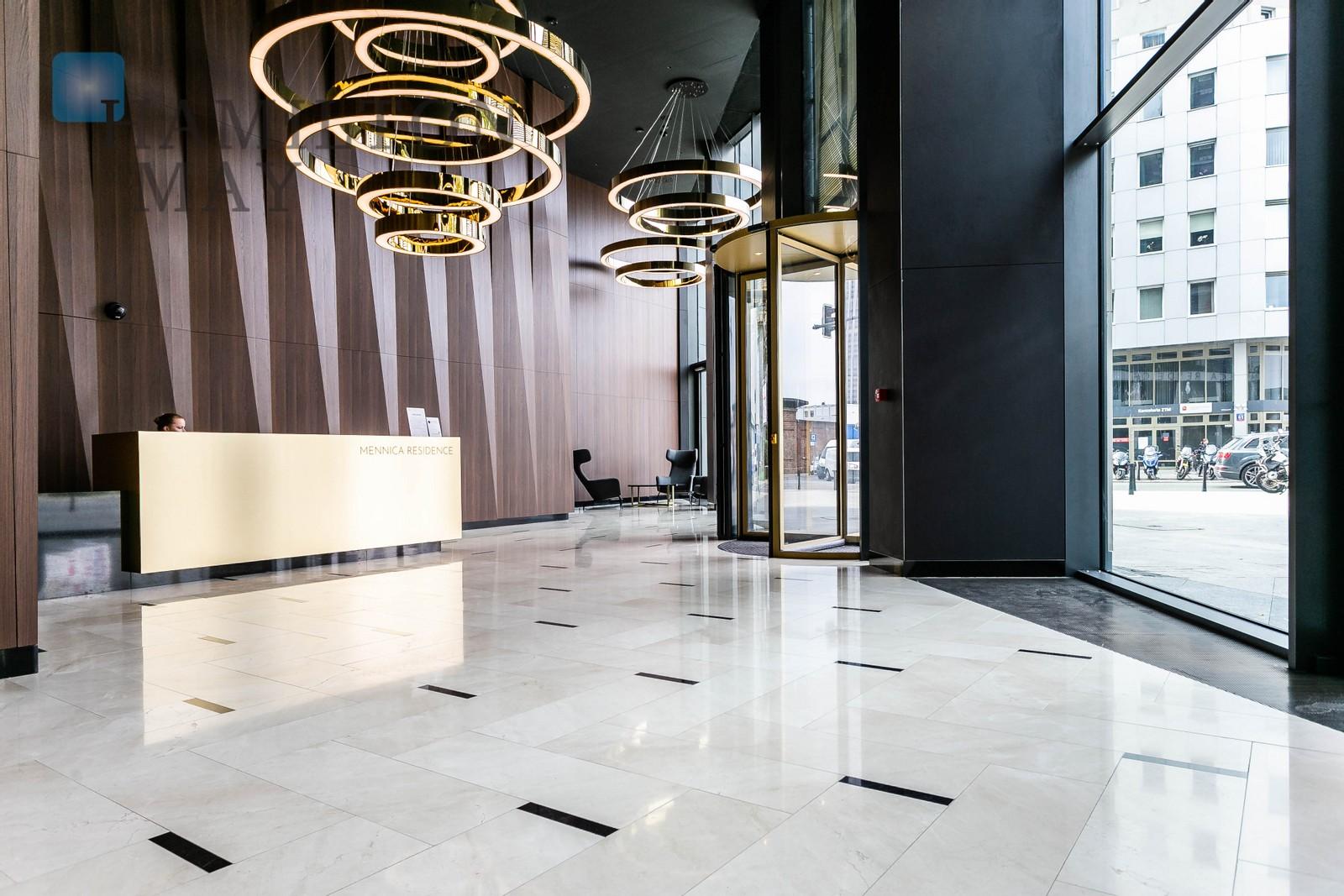 Mennica Residence Warsaw development photo