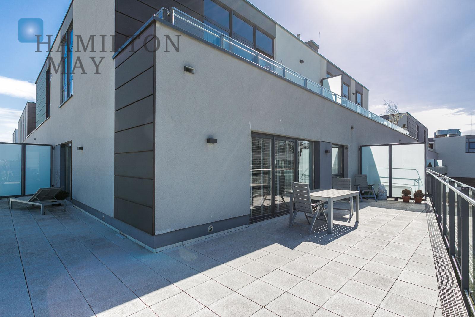Stylish apartment in the very center of Miasteczko Wilanow Warsaw for rent