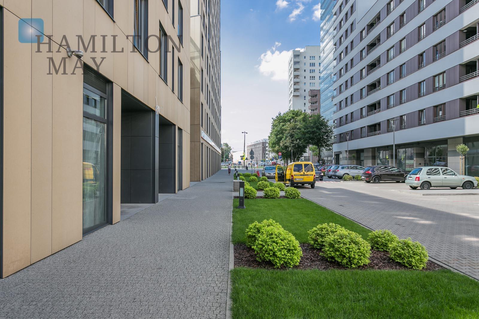 Piękne mieszkanie na parterze przy ul. Stawki Warszawa na wynajem