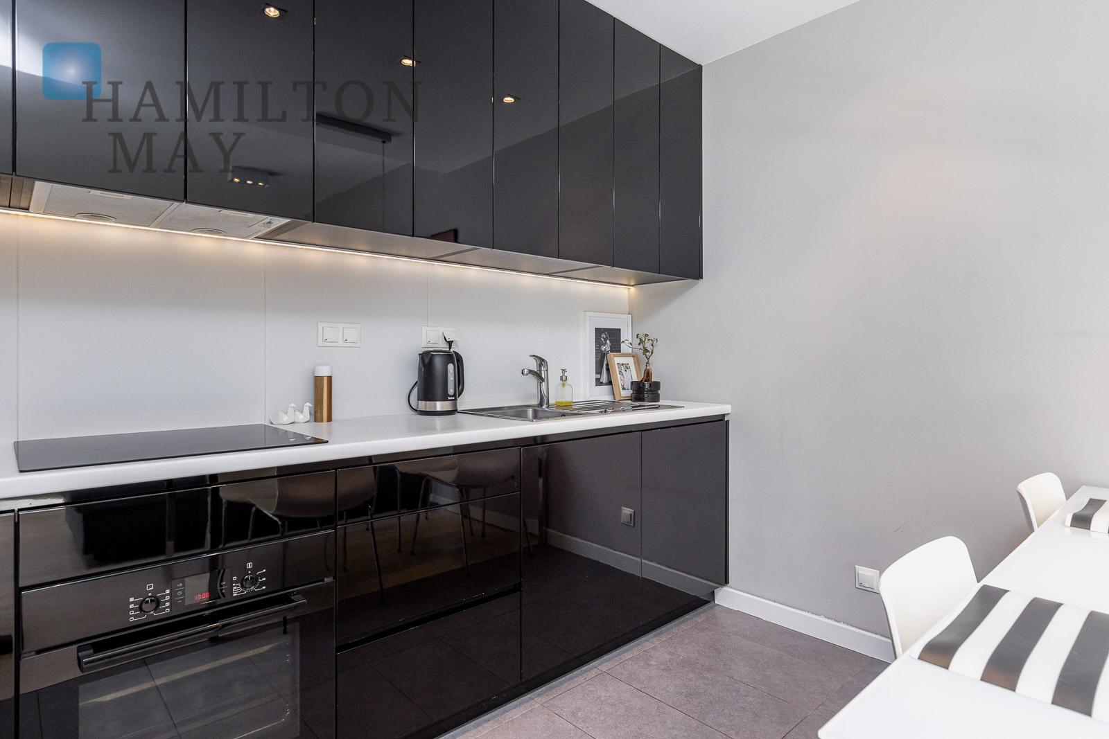 "Elegant apartment in ""Rezydencja Biała"" Warsaw for rent"