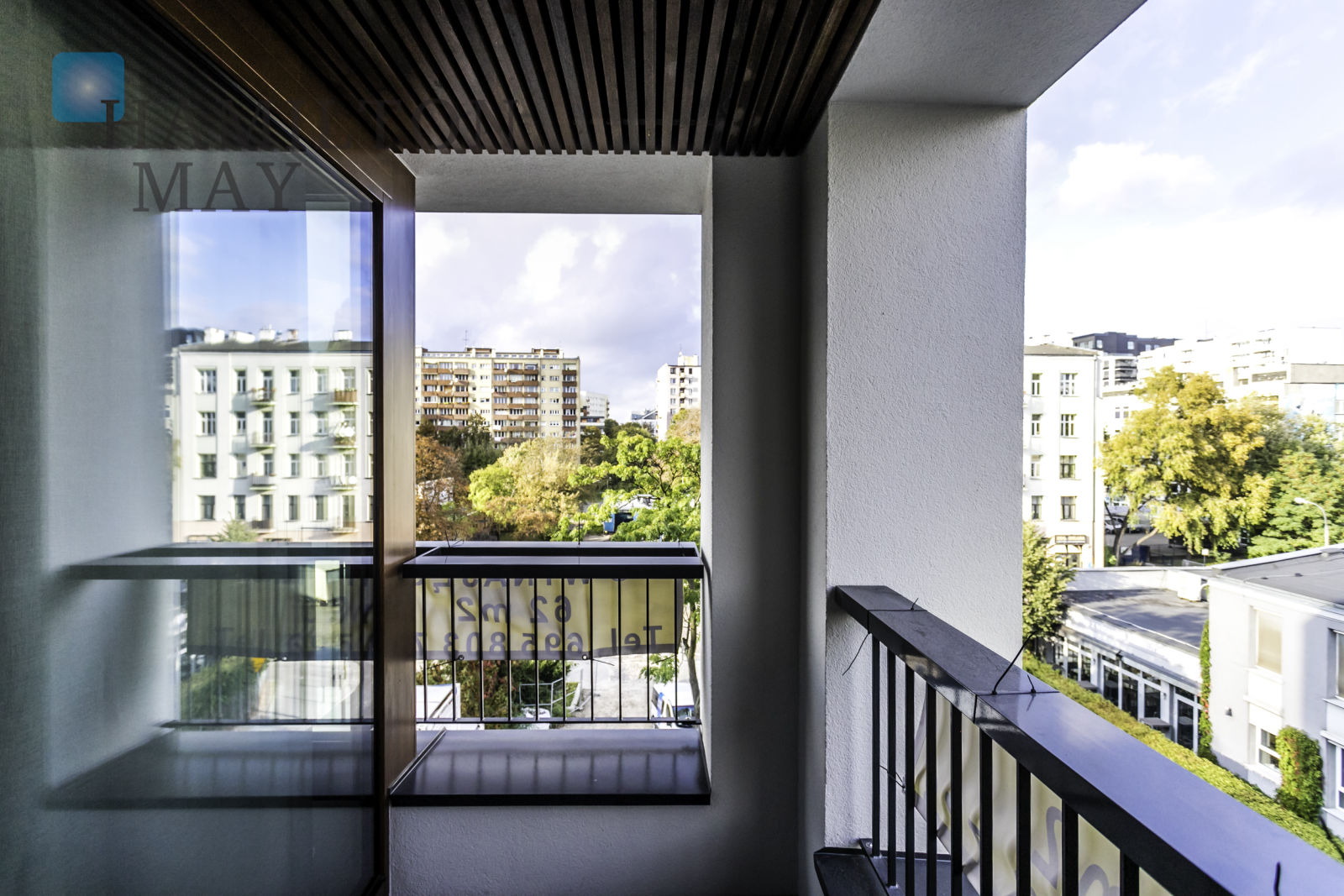 """Beautiful, two-bedroom apartment in """"Browary Warszawskie"""" investment Warsaw for rent"""