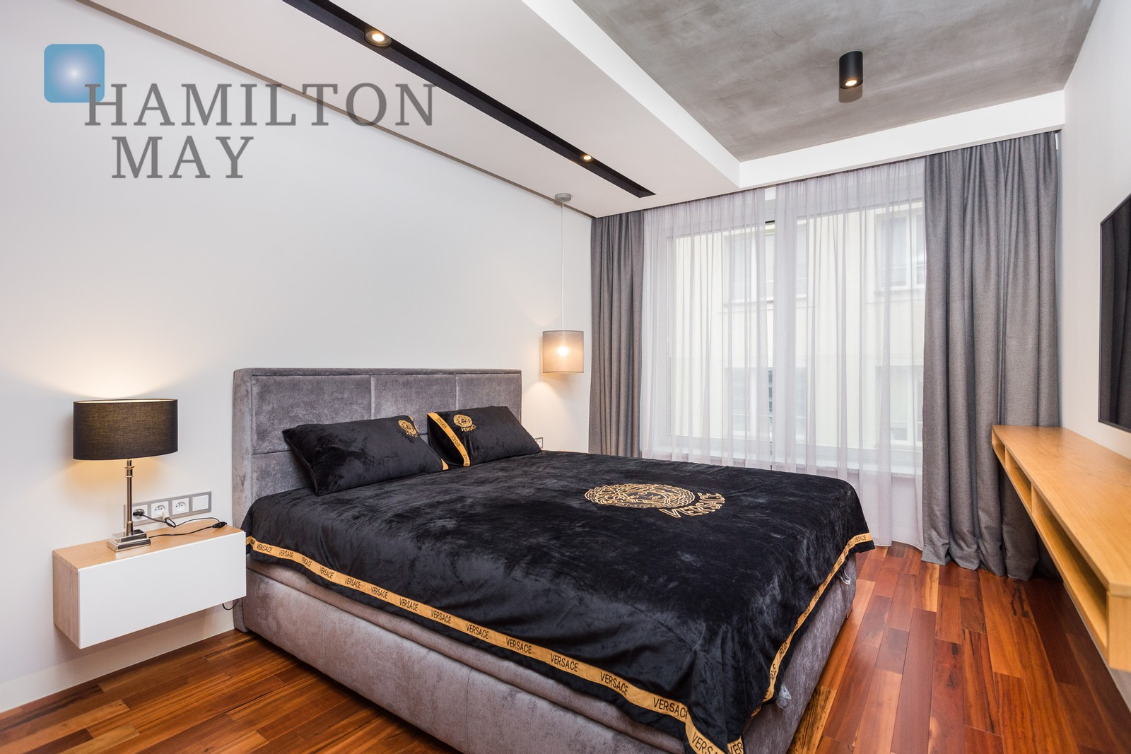 Luxurious And Spacious 2 Bedroom Apartment In A Modern Investment In Podgorze Park Hill Jana Zamoyskiego Krakow For Rental Ref 15668 Hamilton May