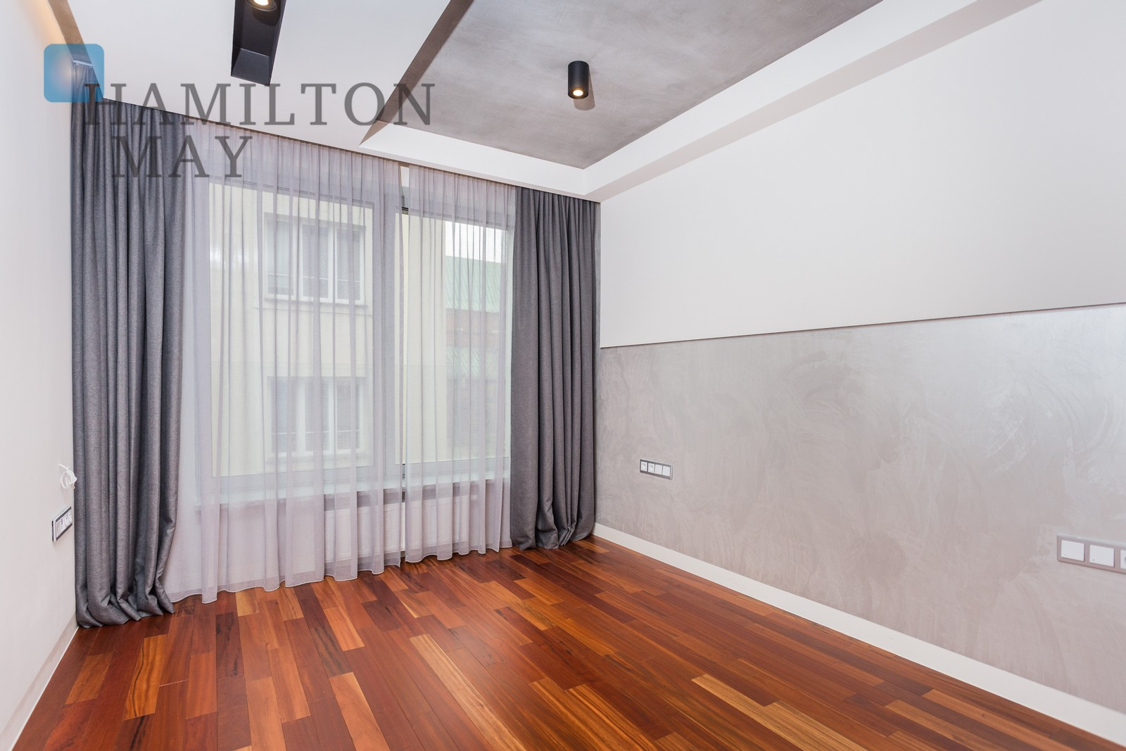 Luxurious and spacious two bedroom apartment in a modern investment in Podgórze Park Hill Krakow for rent