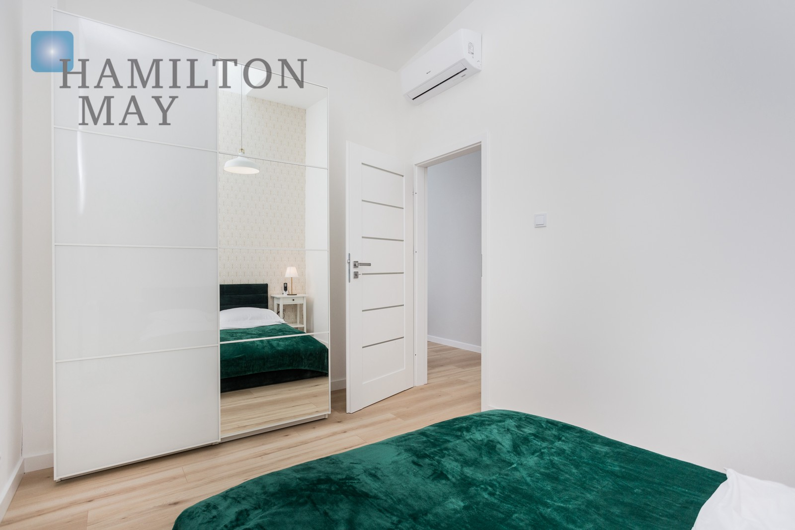 Brand new 2 bedroom apartment in Old Podgórze Krakow for rent