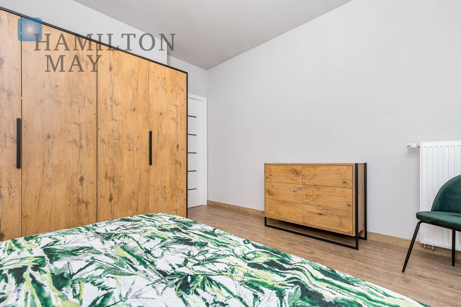 Elegancki apartament na czwartym piętrze nowej inwestycji na Woli Warszawa na wynajem