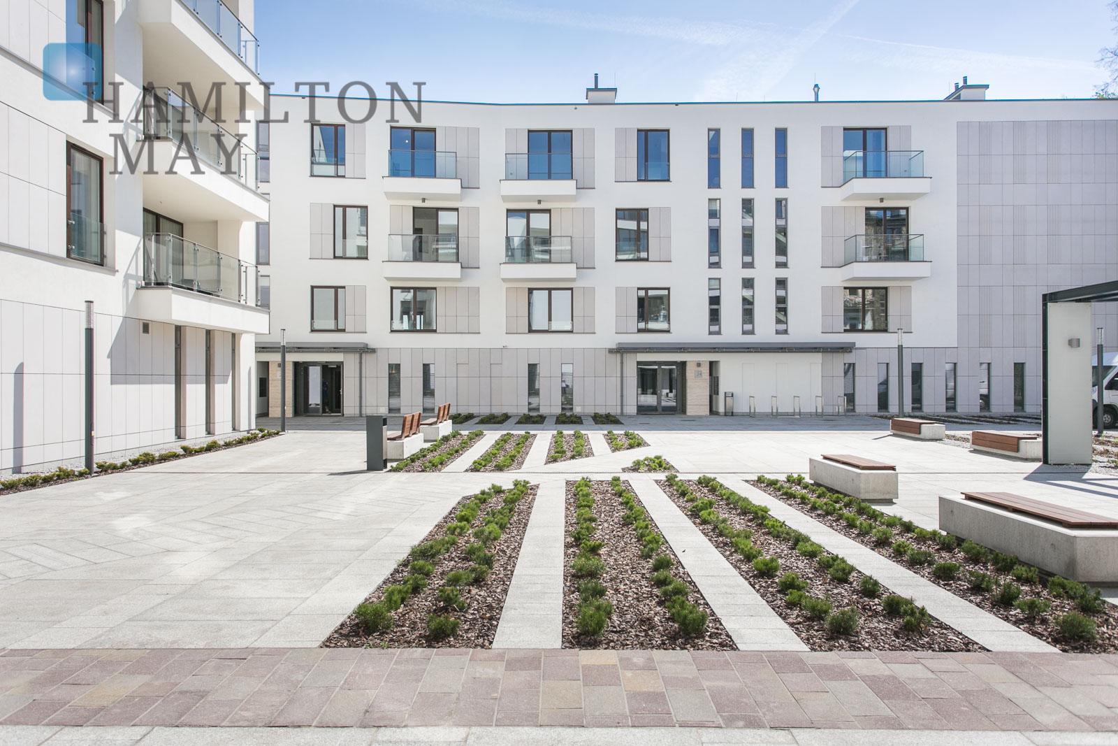 A brand new one bedroom apartment in Salwator - Kościuszki Apartments Krakow for sale