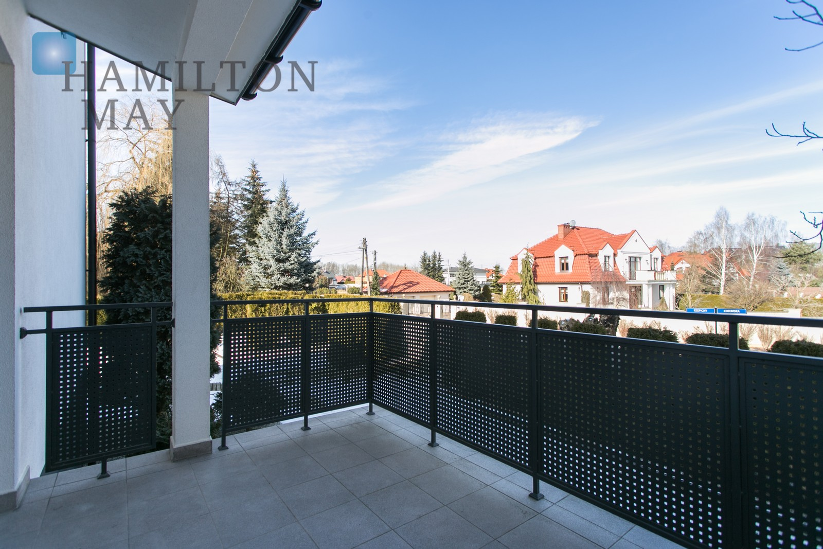 A luxurious house available for rent in the green and peaceful part of Wola Justowska Krakow for rent