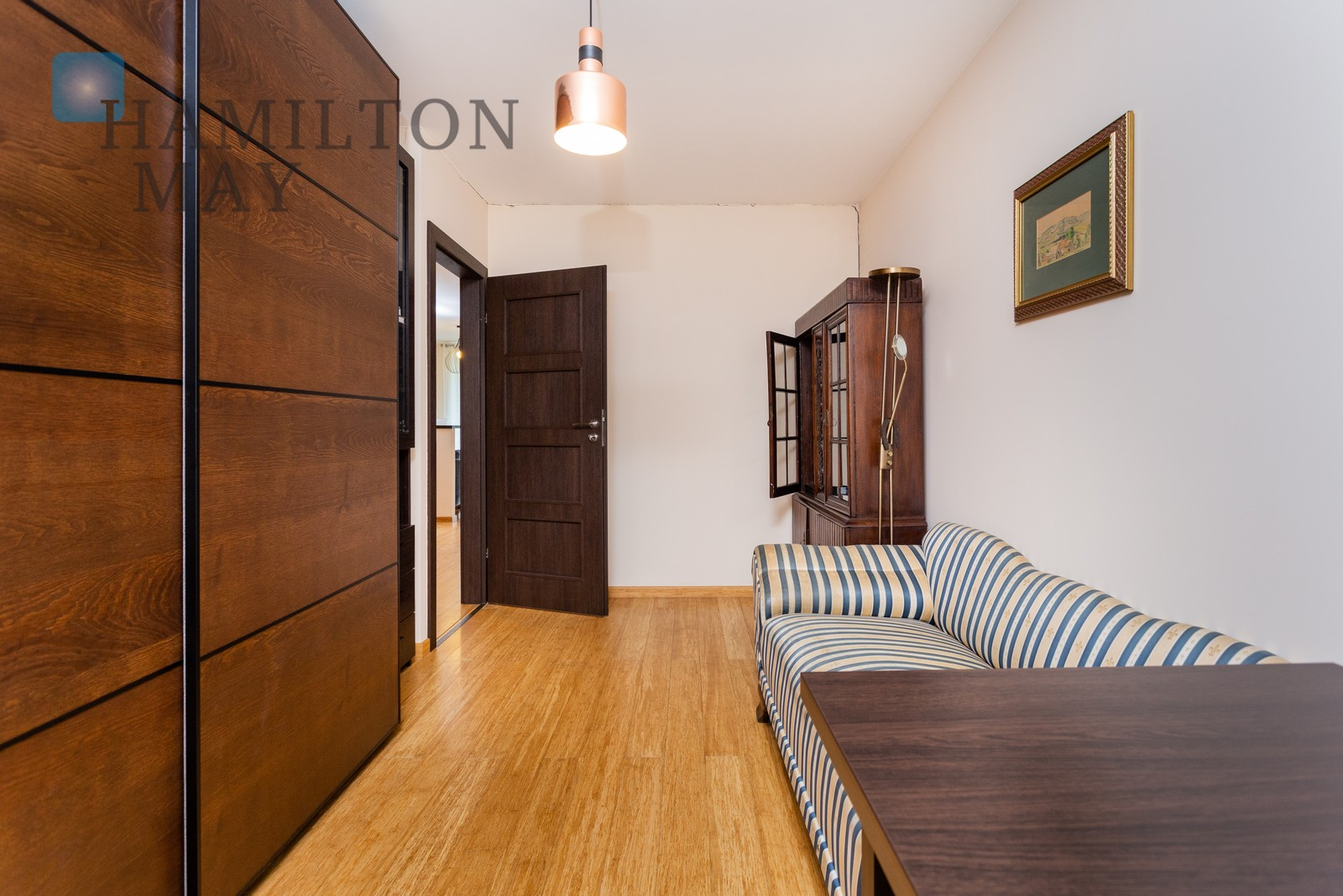 4-room apartment with a garden at ul. Masarska Krakow for rent