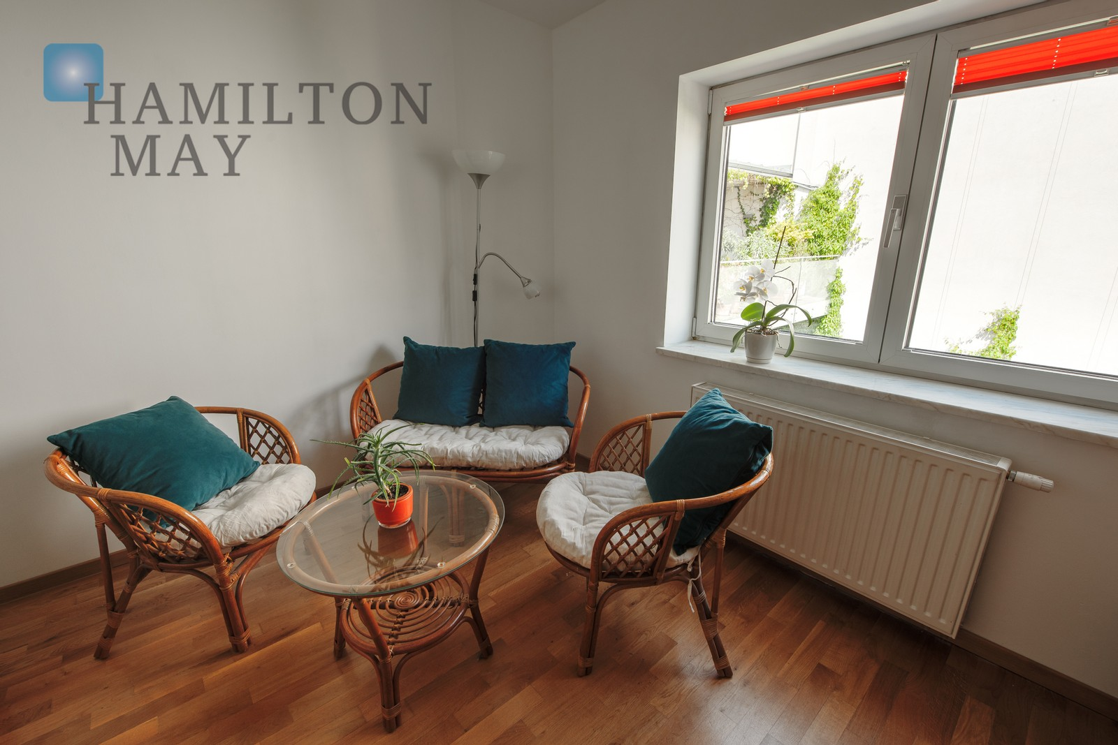 Spacious apartment with a terrace available for rent in the Old Town area Krakow for rent