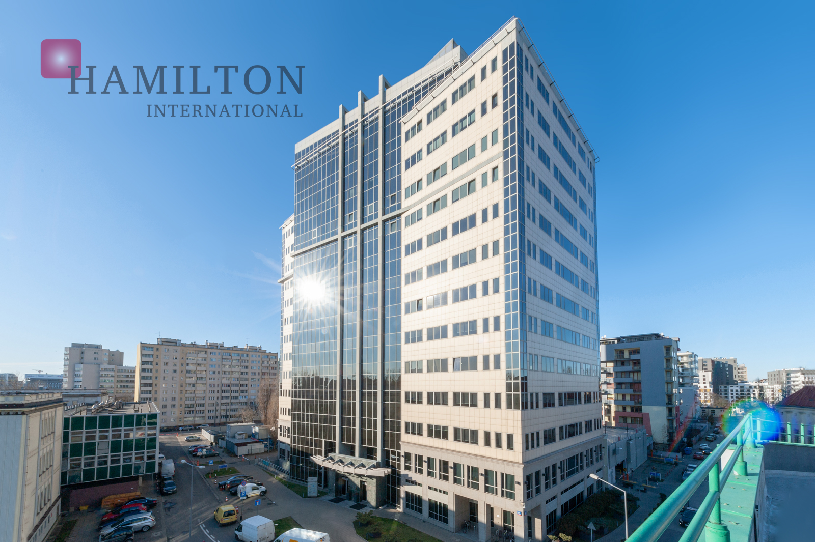 A ready office in Wola - Attractive rental rate! Warsaw office space photo