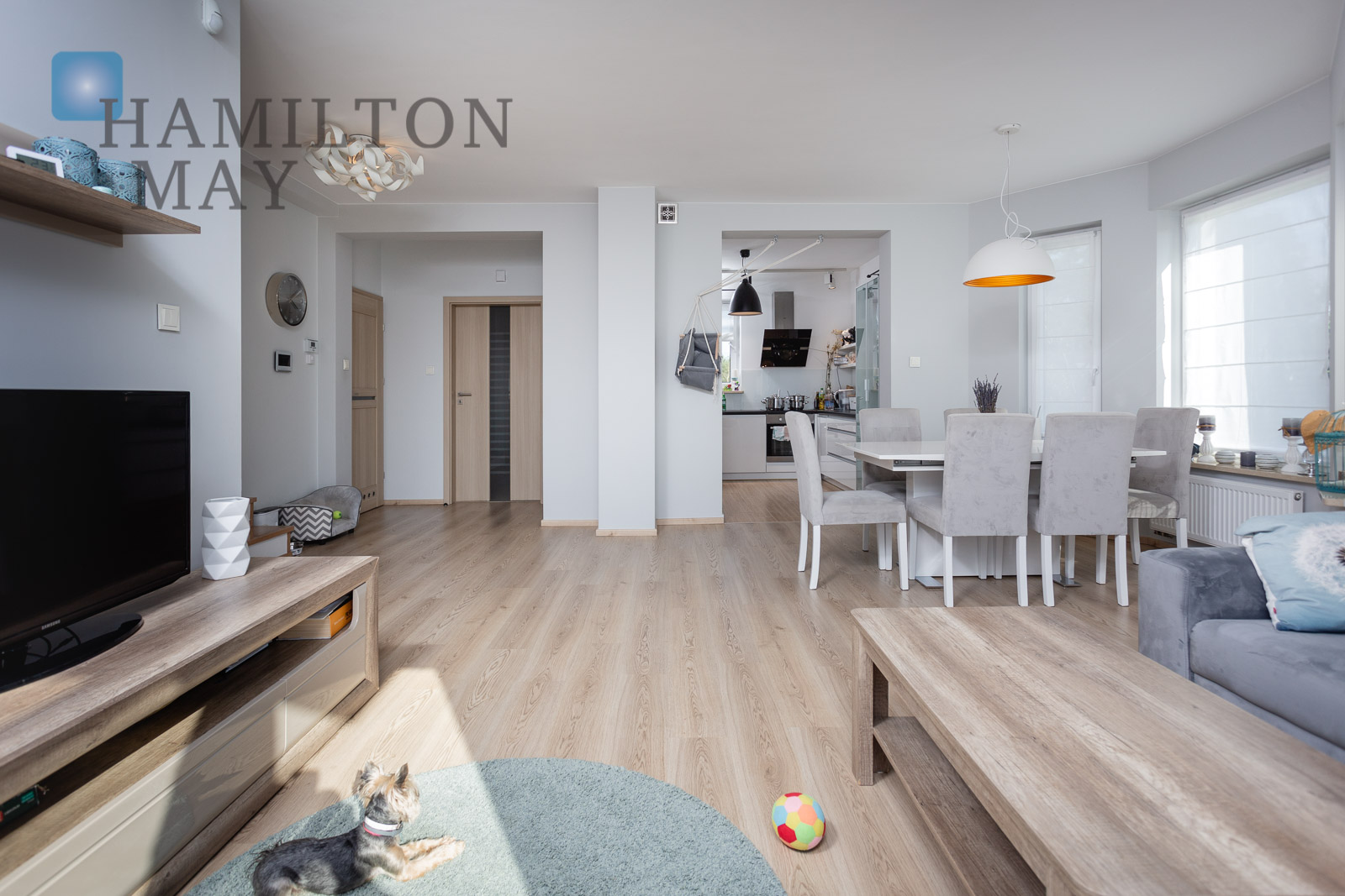 Modern 5 bedroom house located in Włosań Krakow for rent