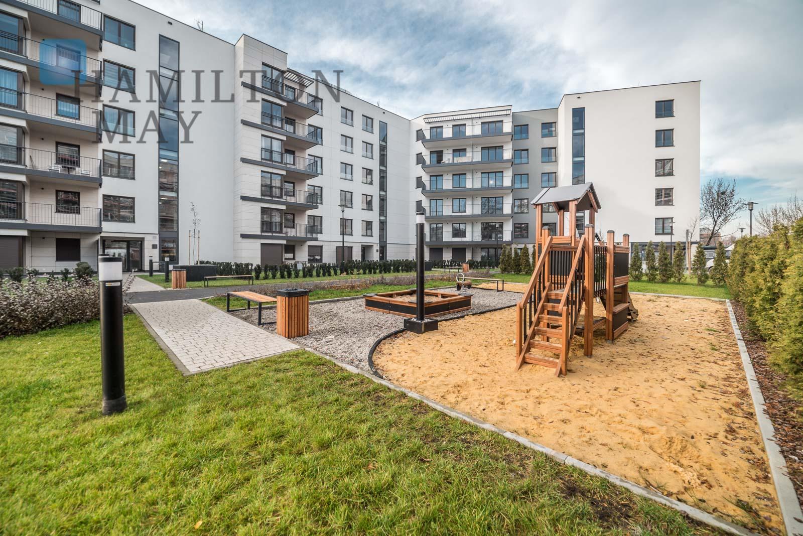 Dom pod Wilgą Krakow development photo