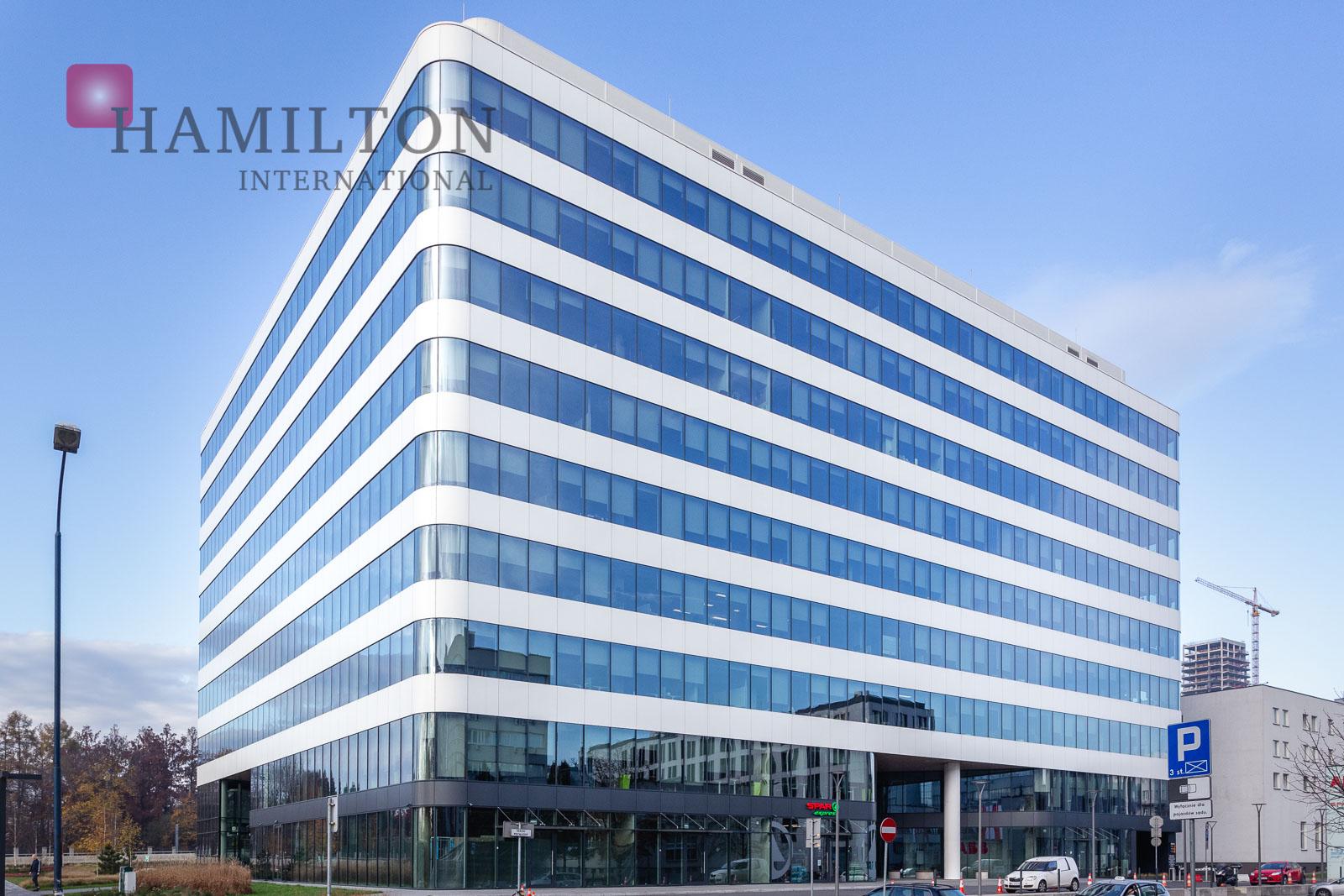 Axis Kraków office building photo