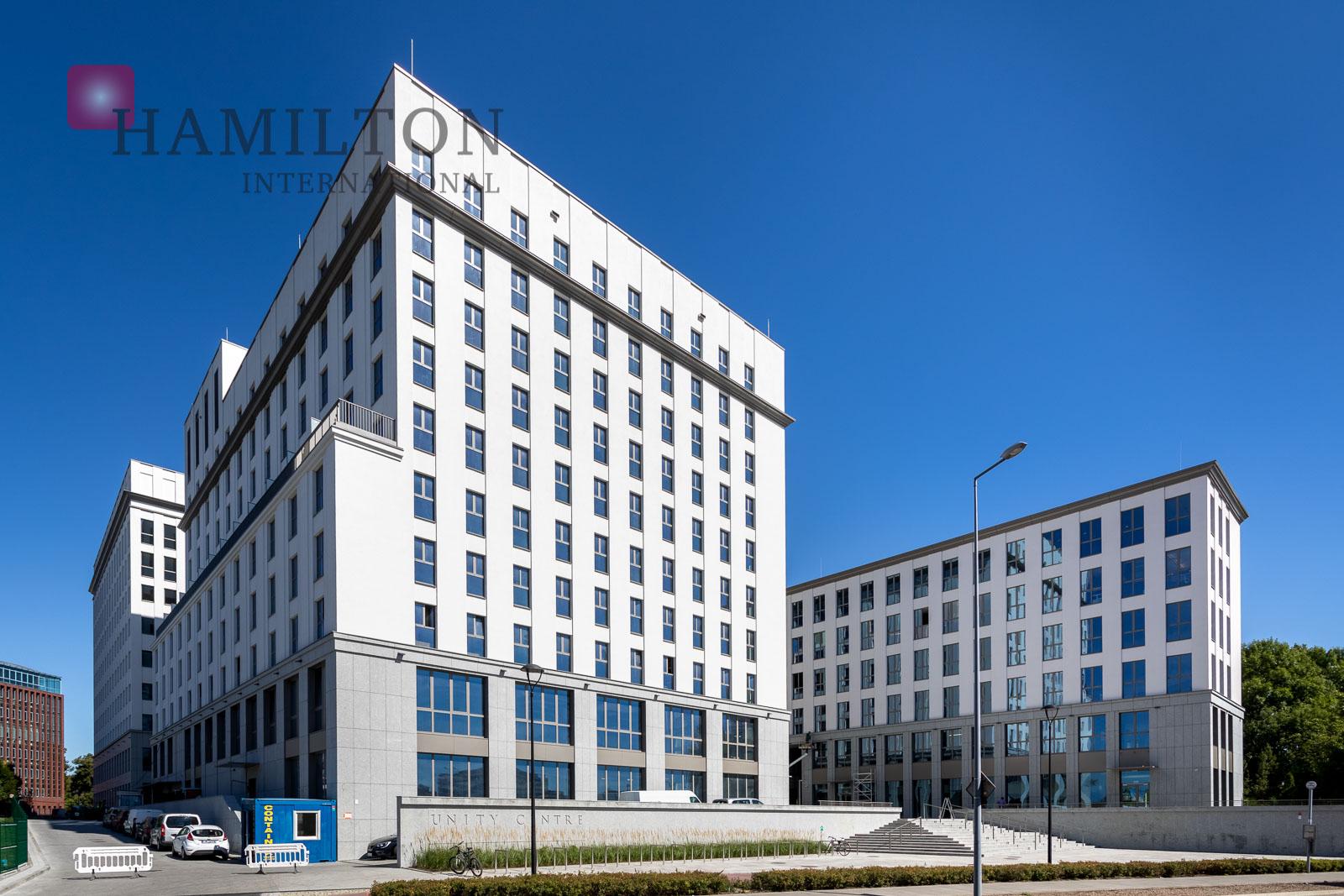 Unity Centre - University Office Kraków office building photo