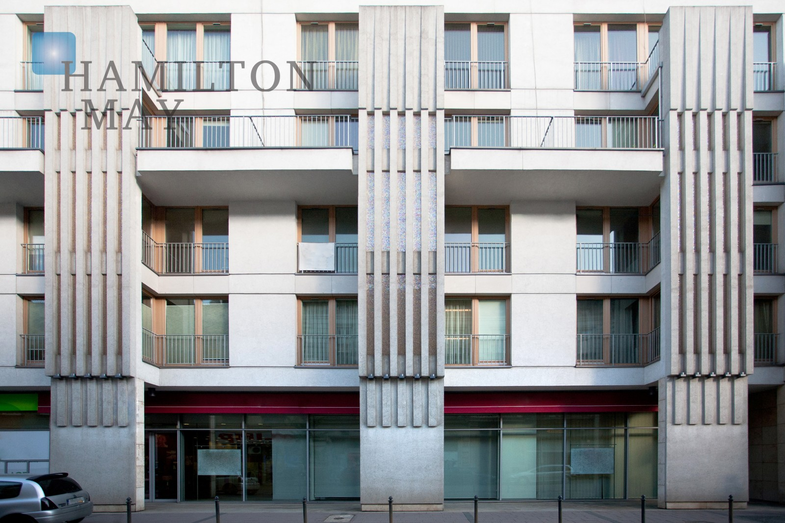 One bedroom apartment in the luxurious Angel Plaza Development Krakow for sale