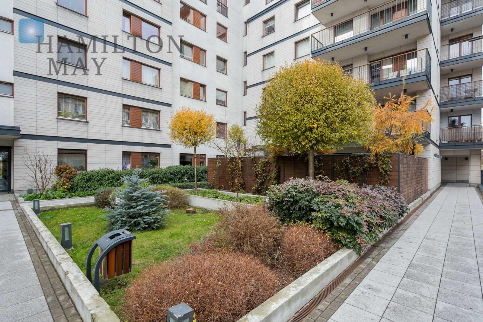 Mokotovia Warszawa development photo