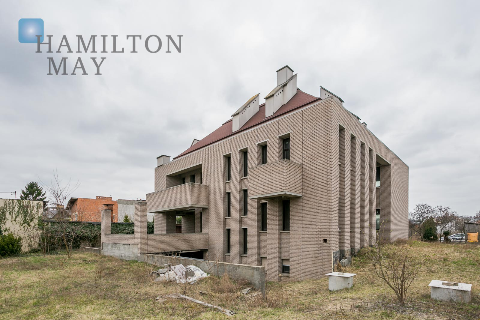 W Ultra A house in the developer's standard available for sale in Wilanów YK29