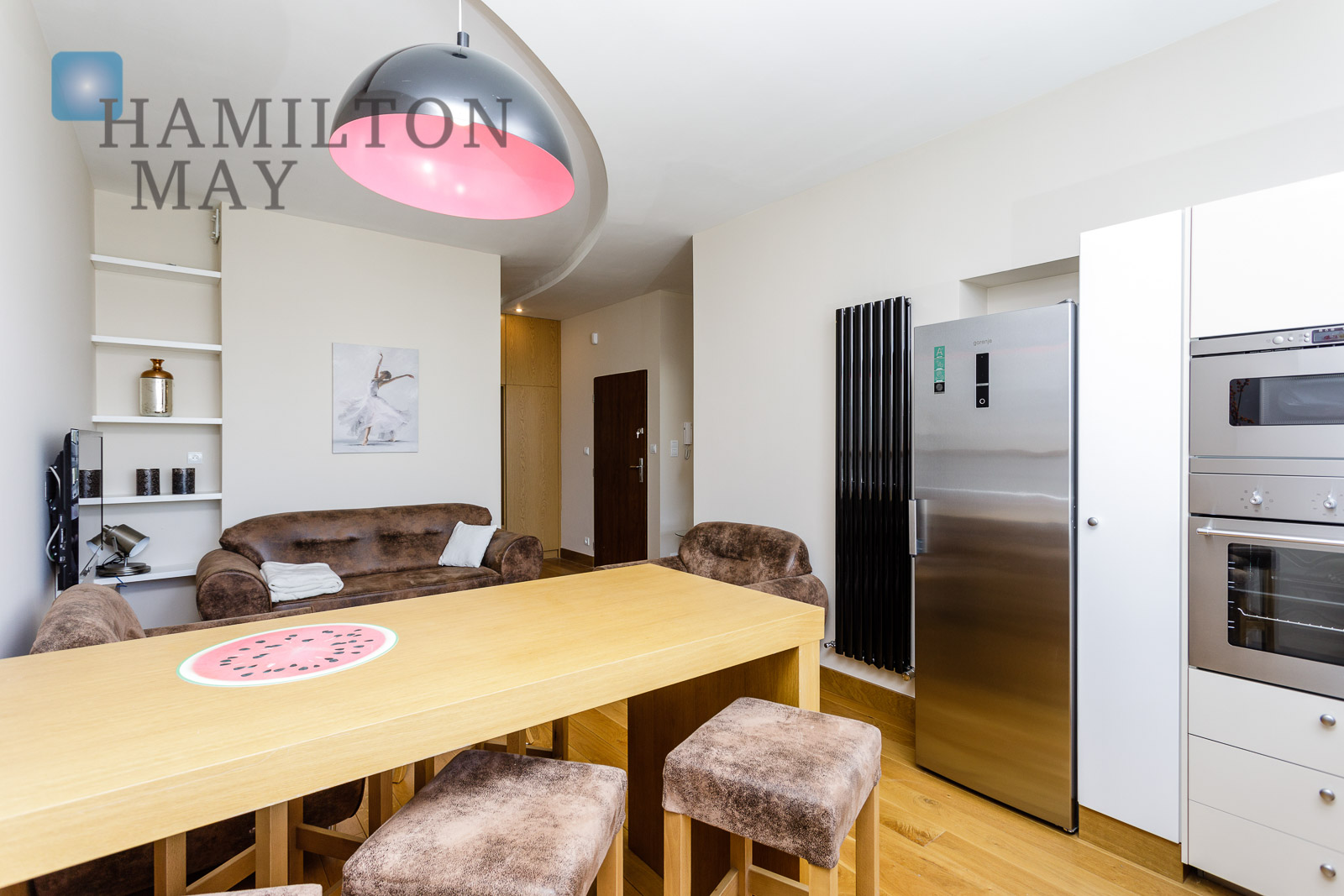 A suite of 2 fully equipped apartments - a perfect investment opportunity - Mokotów Warsaw for sale