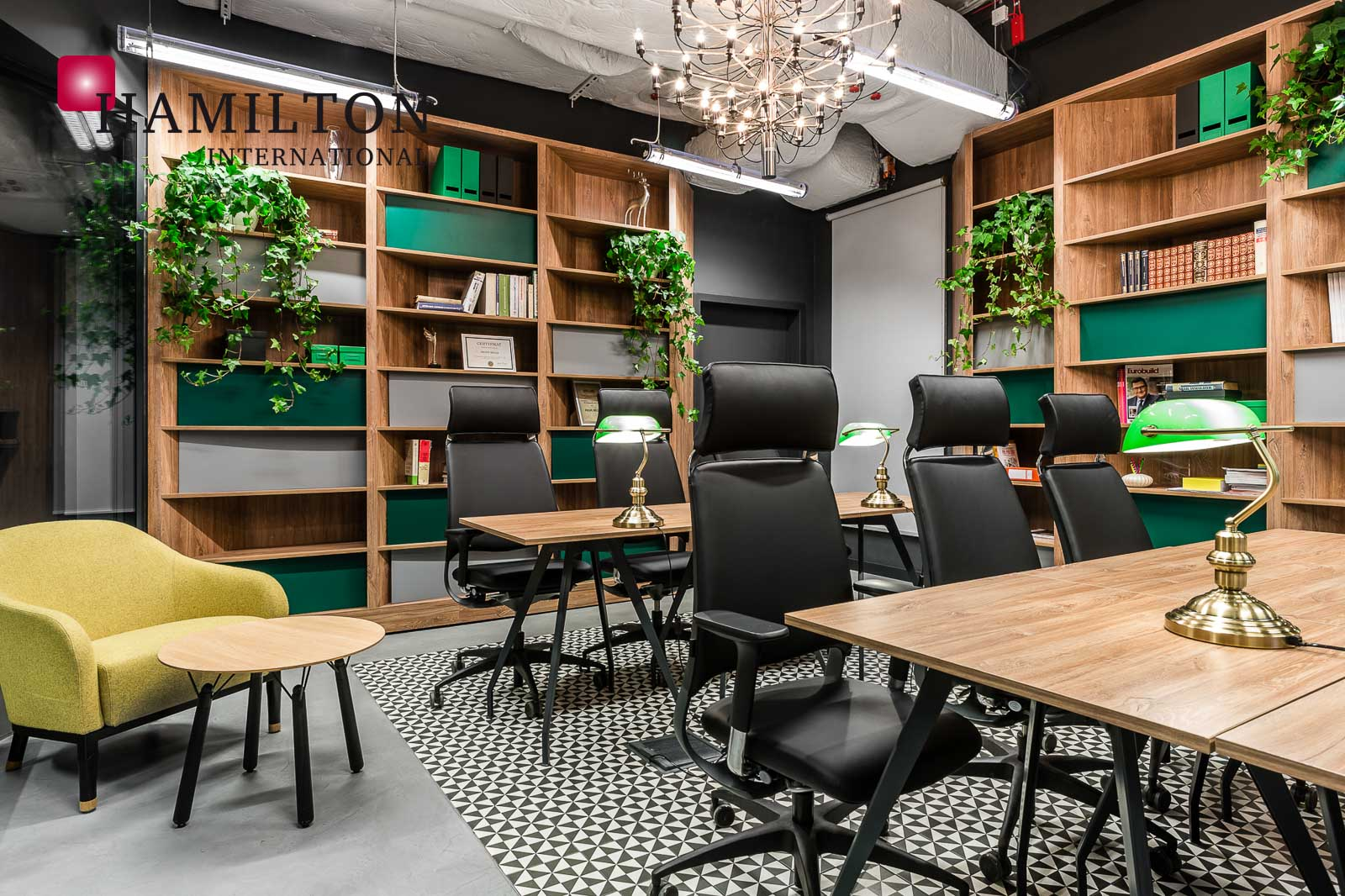 Brain Embassy Adgar Plaza One Warsaw serviced office building photo