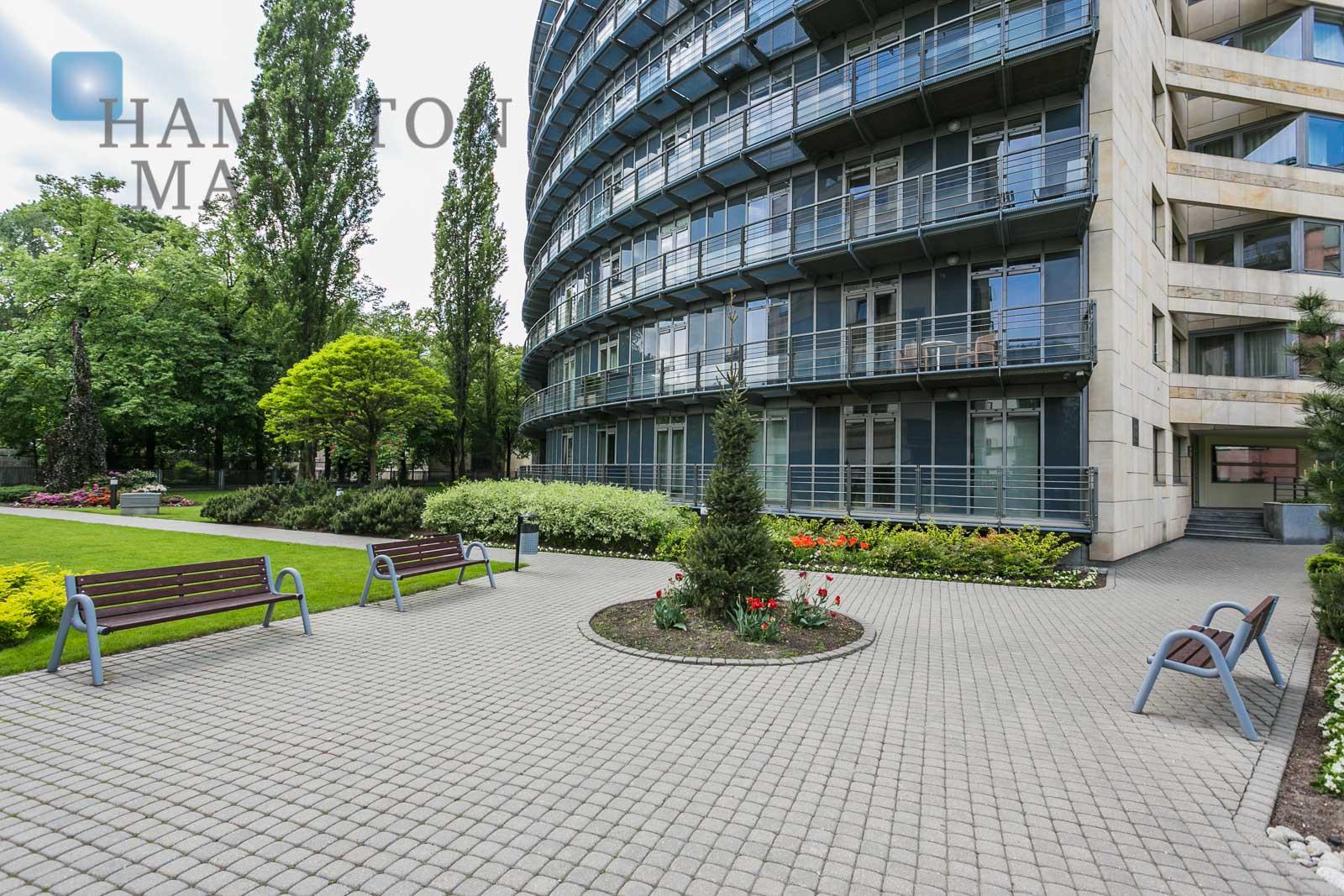Holland Park Warszawa development photo