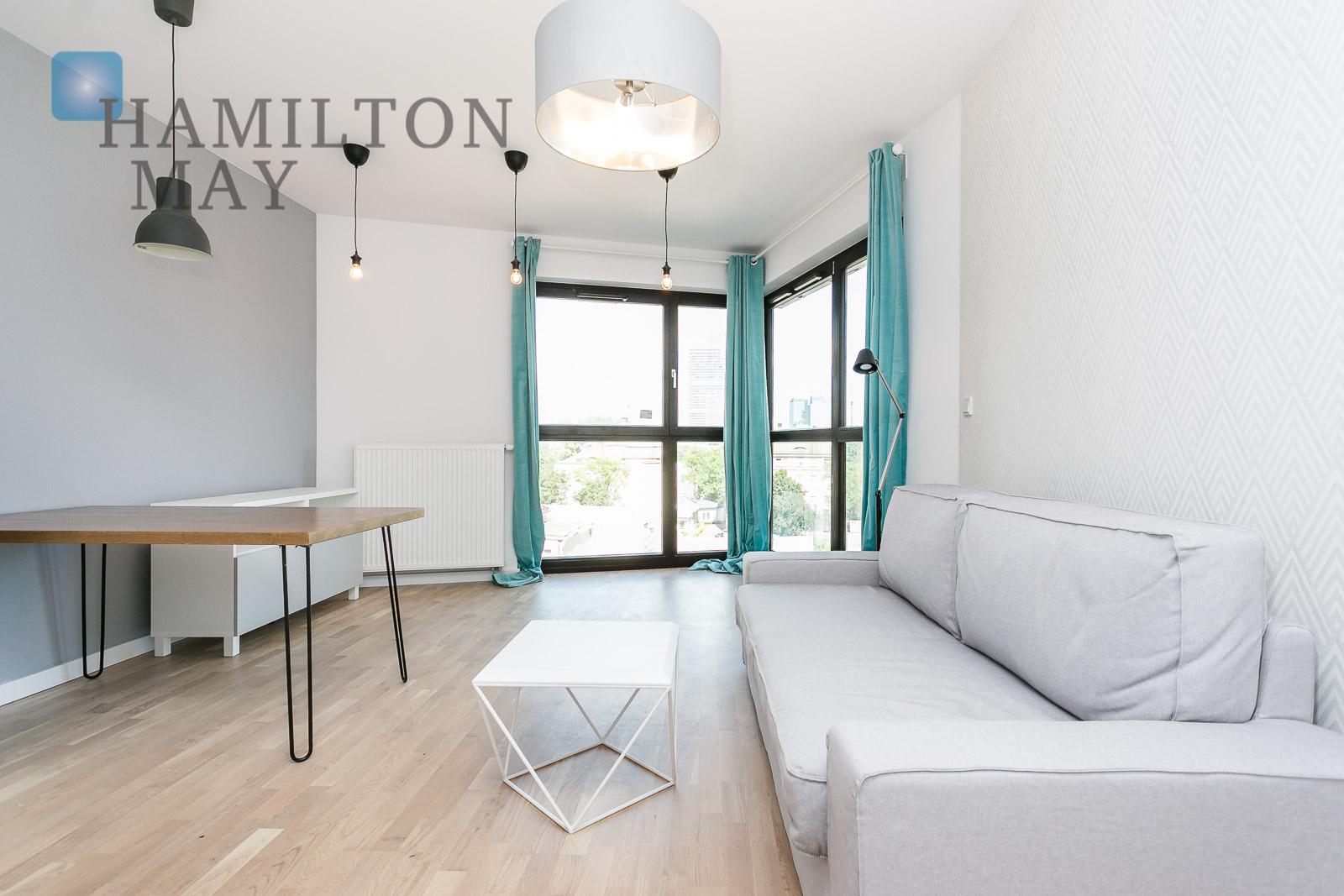 Nowy, przestronny, trzypokojowy apartament z loggią w inwestycji City Link Warszawa na sprzedaż