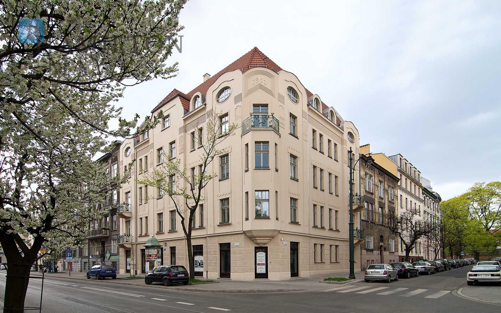 Rakowicka 8 Kraków development photo