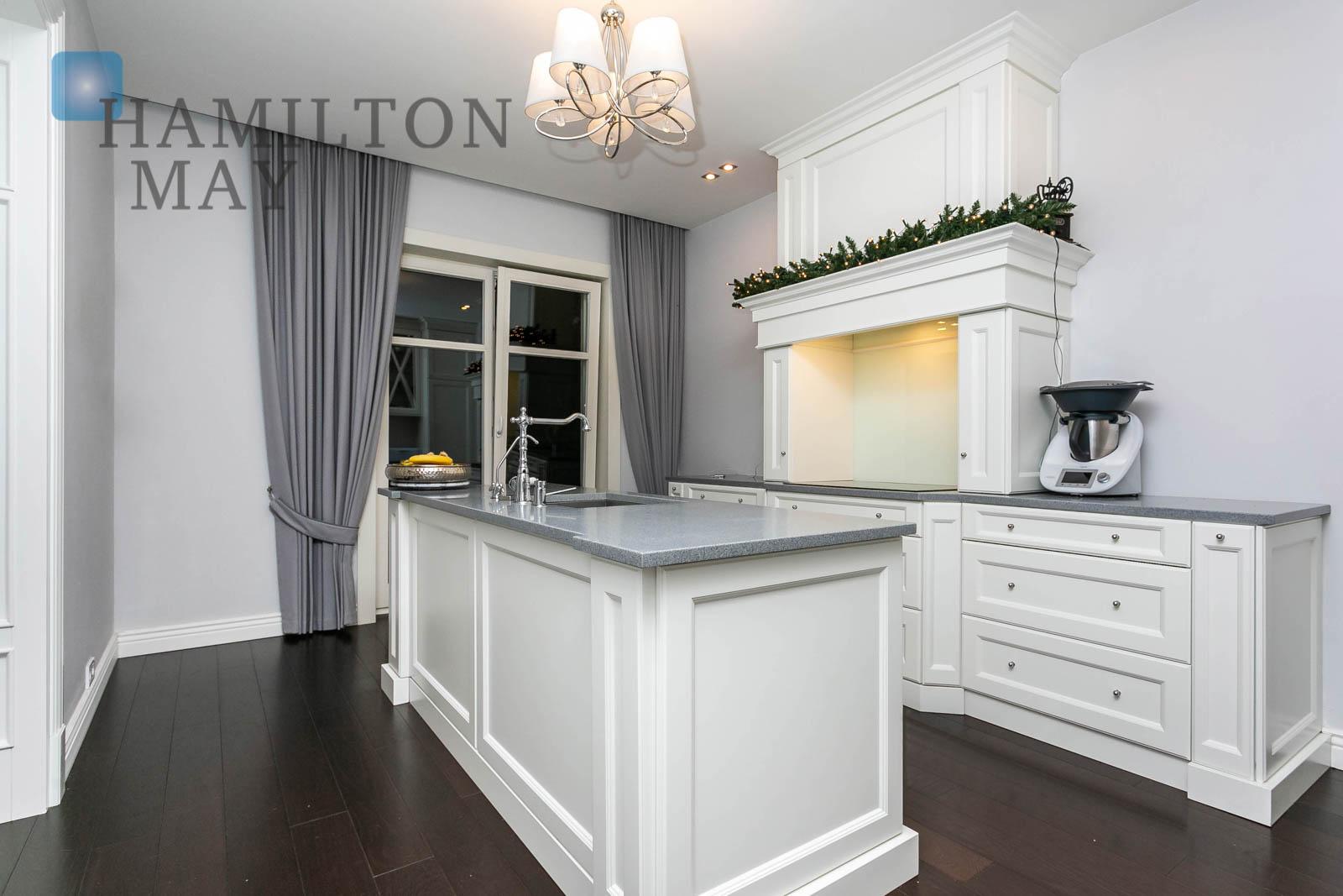Elegant, stylish house in the prestigious area of Konstancin Warsaw for sale