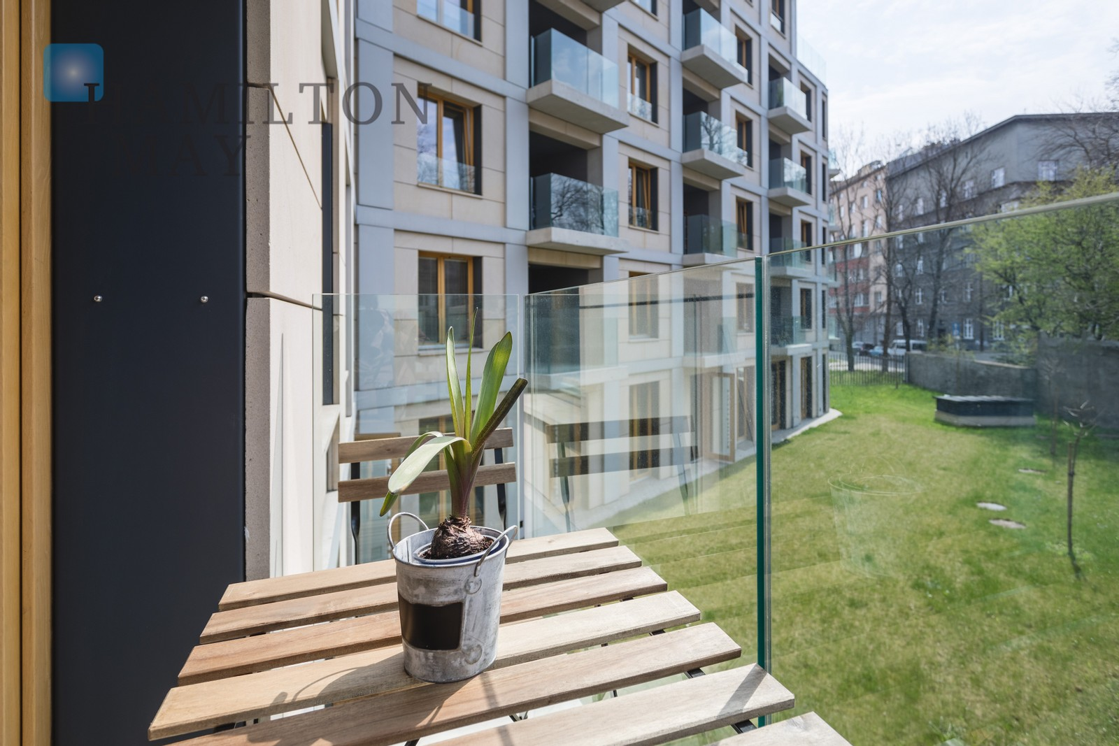 Unique apartment located in the Kossak Residence Krakow for sale