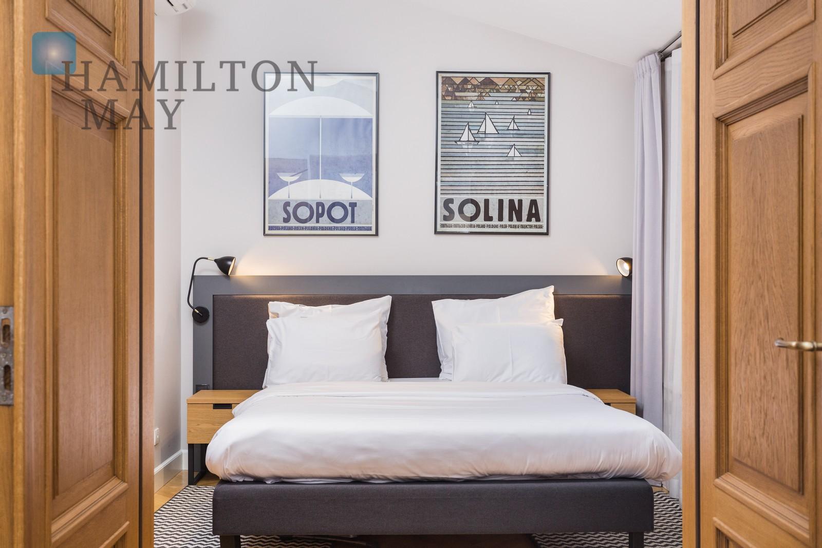 Klimatyzowany apartament z jedną sypialnią w sąsiedztwie Wawelu Kraków na wynajem