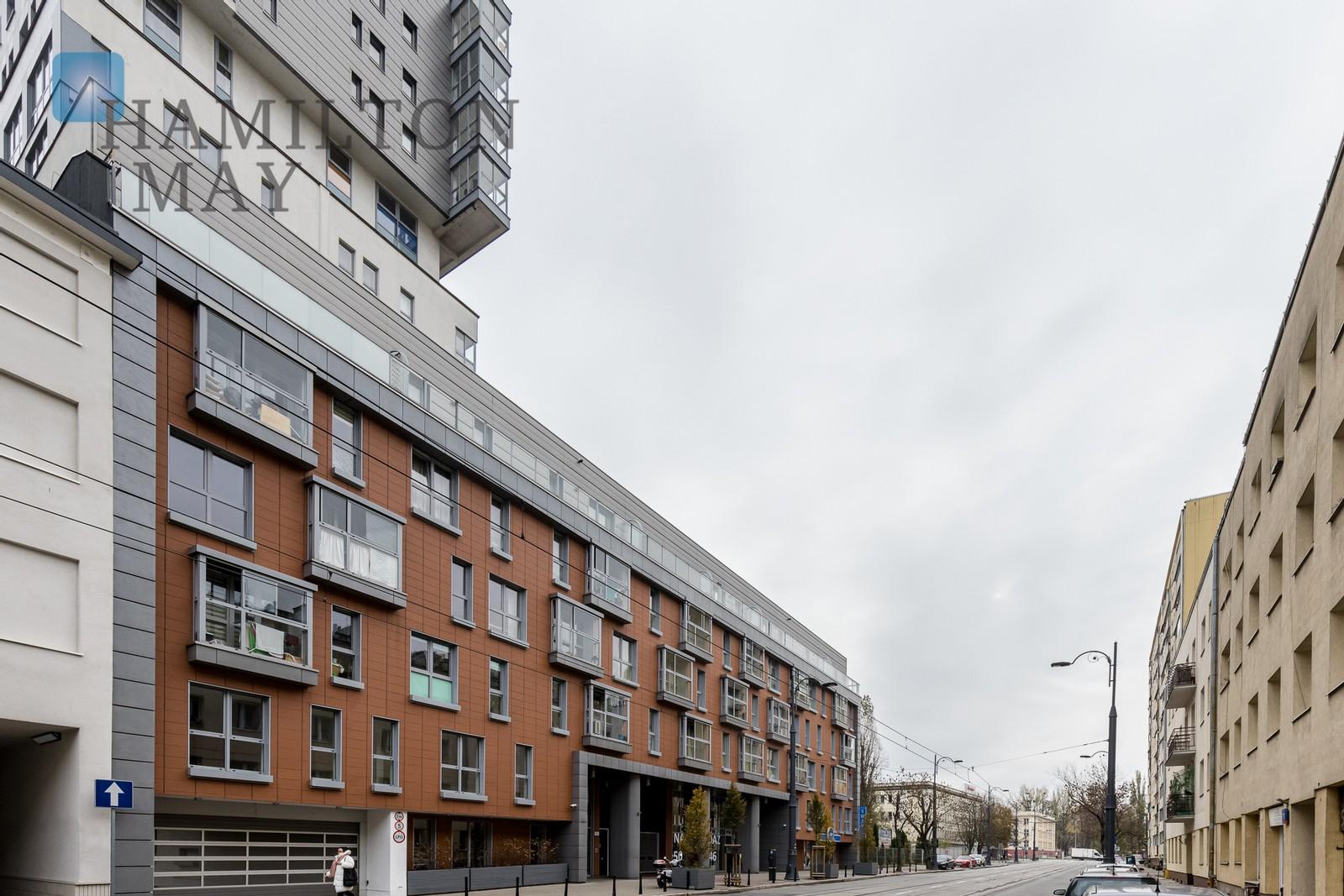 Mieszkanie w stanie deweloperskim przy ul. Skierniewickiej na sprzedaż Warszawa na sprzedaż