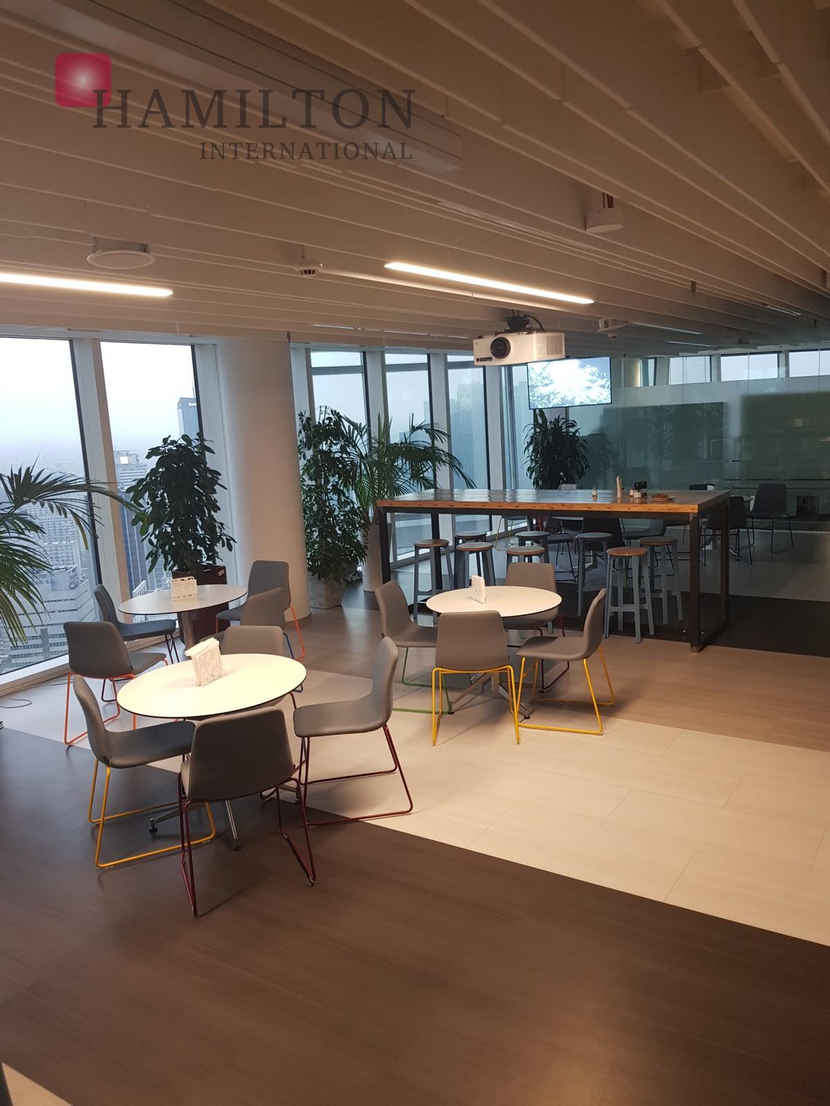 Biuro na Woli - Warsaw Spire Warszawa office space photo
