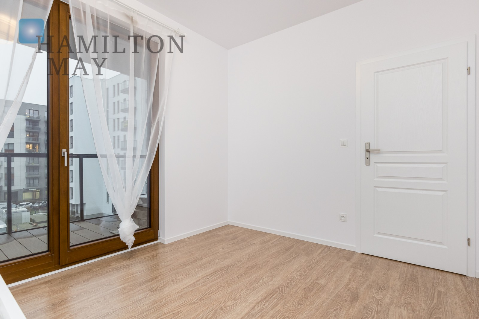 A new thre bed-room apartment in Mokotów Warsaw for rent