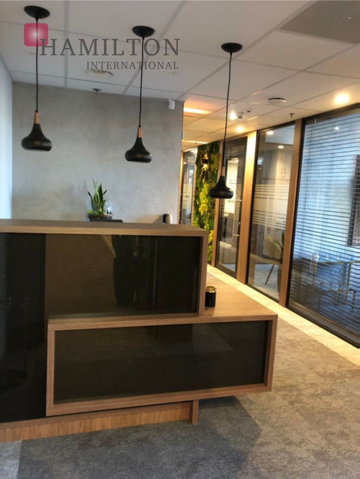 A beautiful office in the very center of Warsaw! Warsaw office space photo