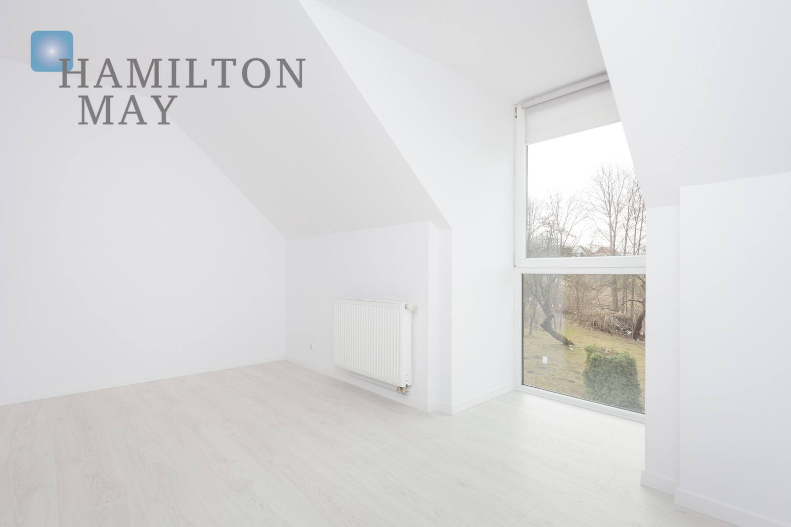 A modern house in Mogilany with a view of Krakow. Krakow for rent