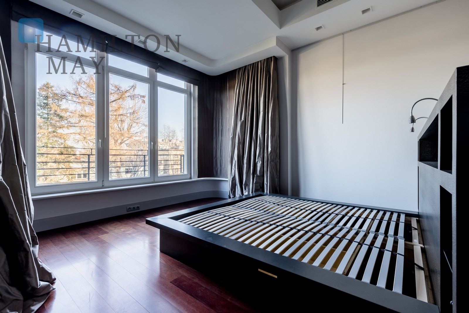 A two-storey apartment in the heart of Saska Kepa Warsaw for rent