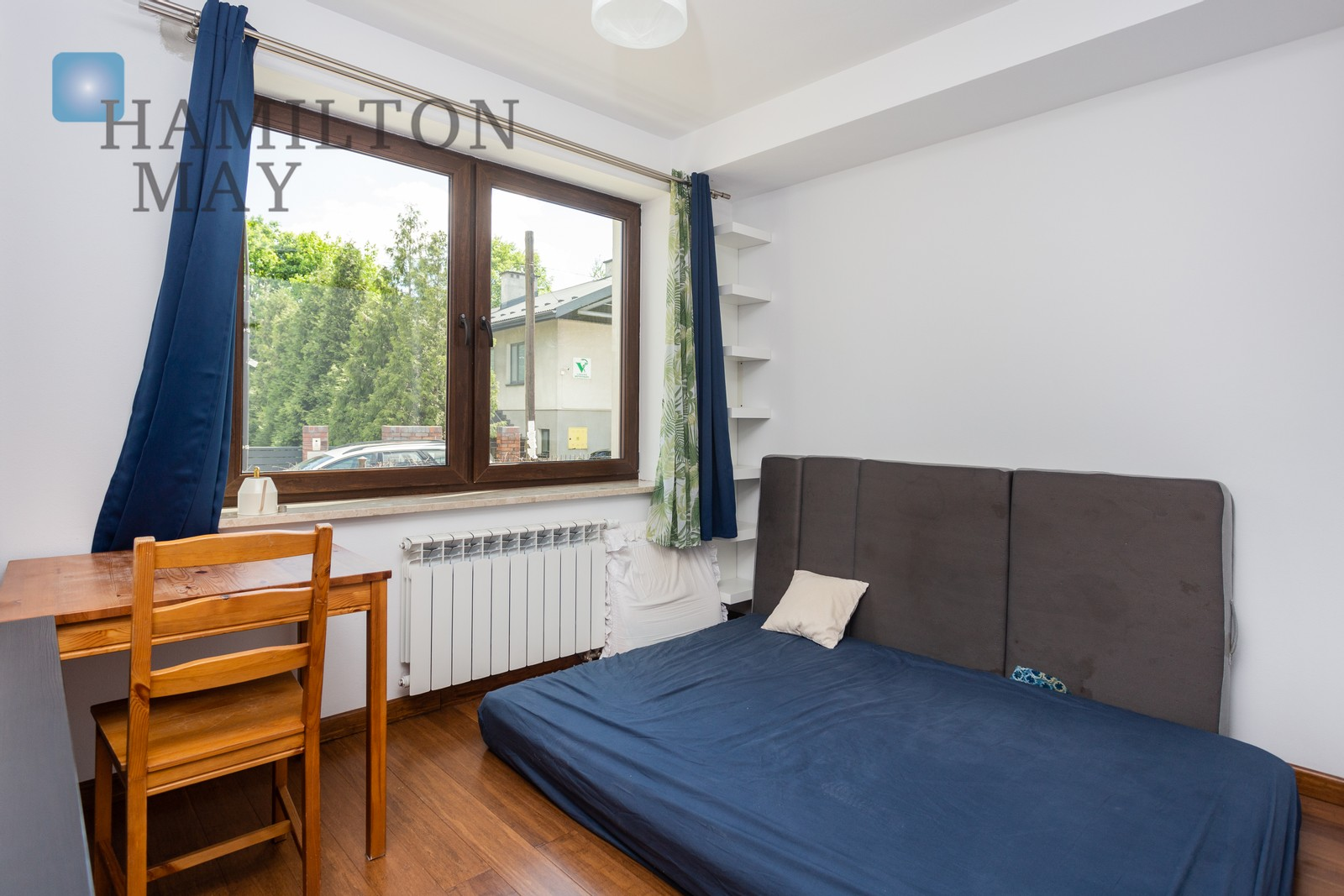 A modern detached house available for sale in a quiet, well-connected area in the center of Krakow Krakow for sale