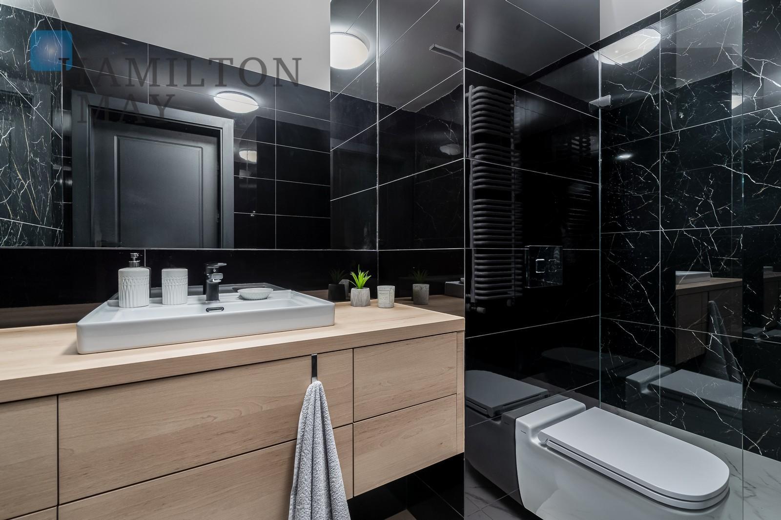Jasne, stylowe mieszkanie z jedną sypialnią przy metrze Szwedzka Warszawa na wynajem
