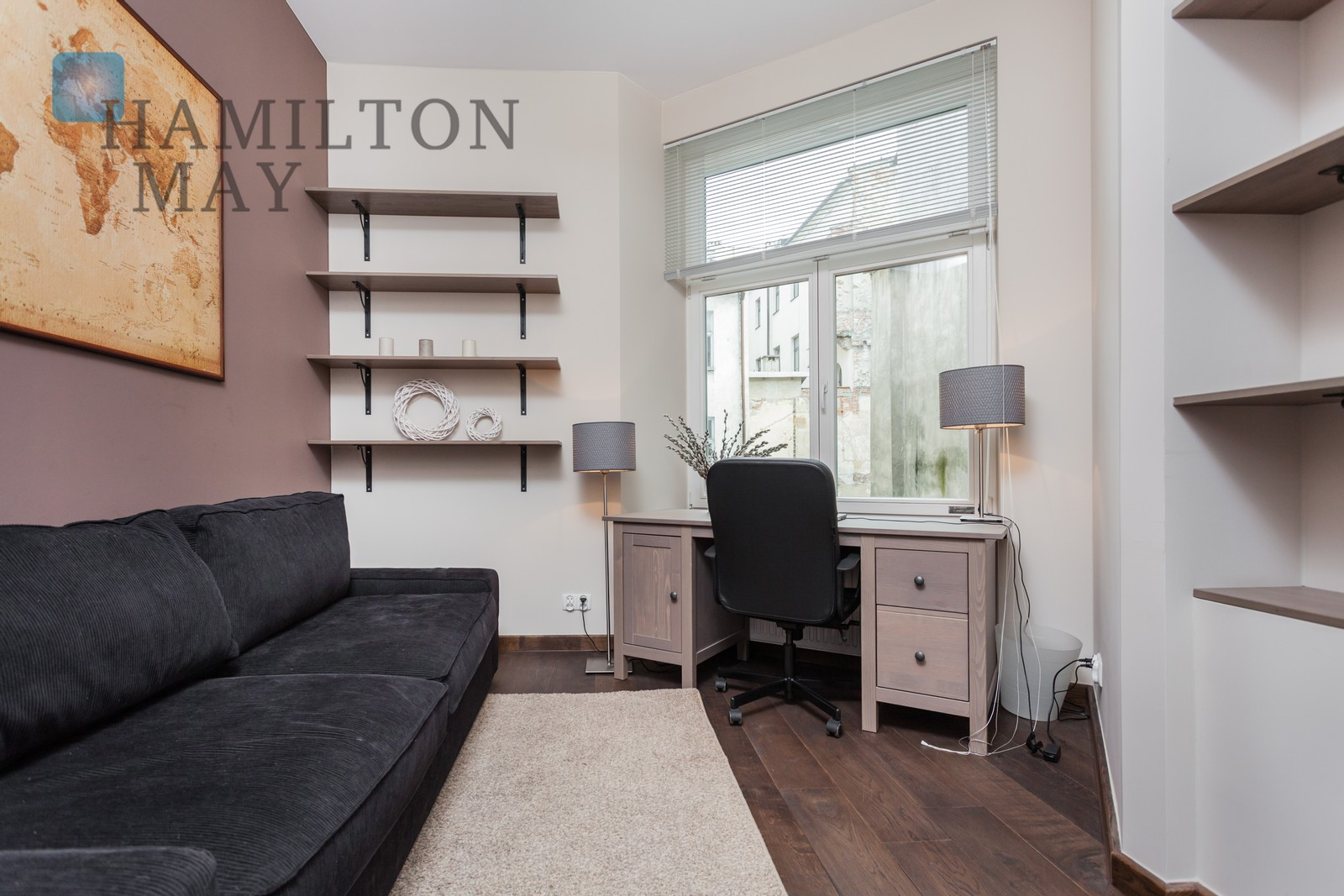 Spacious and comfortable two bedroom apartment on Szewska street, in the Old Town area Krakow for rent