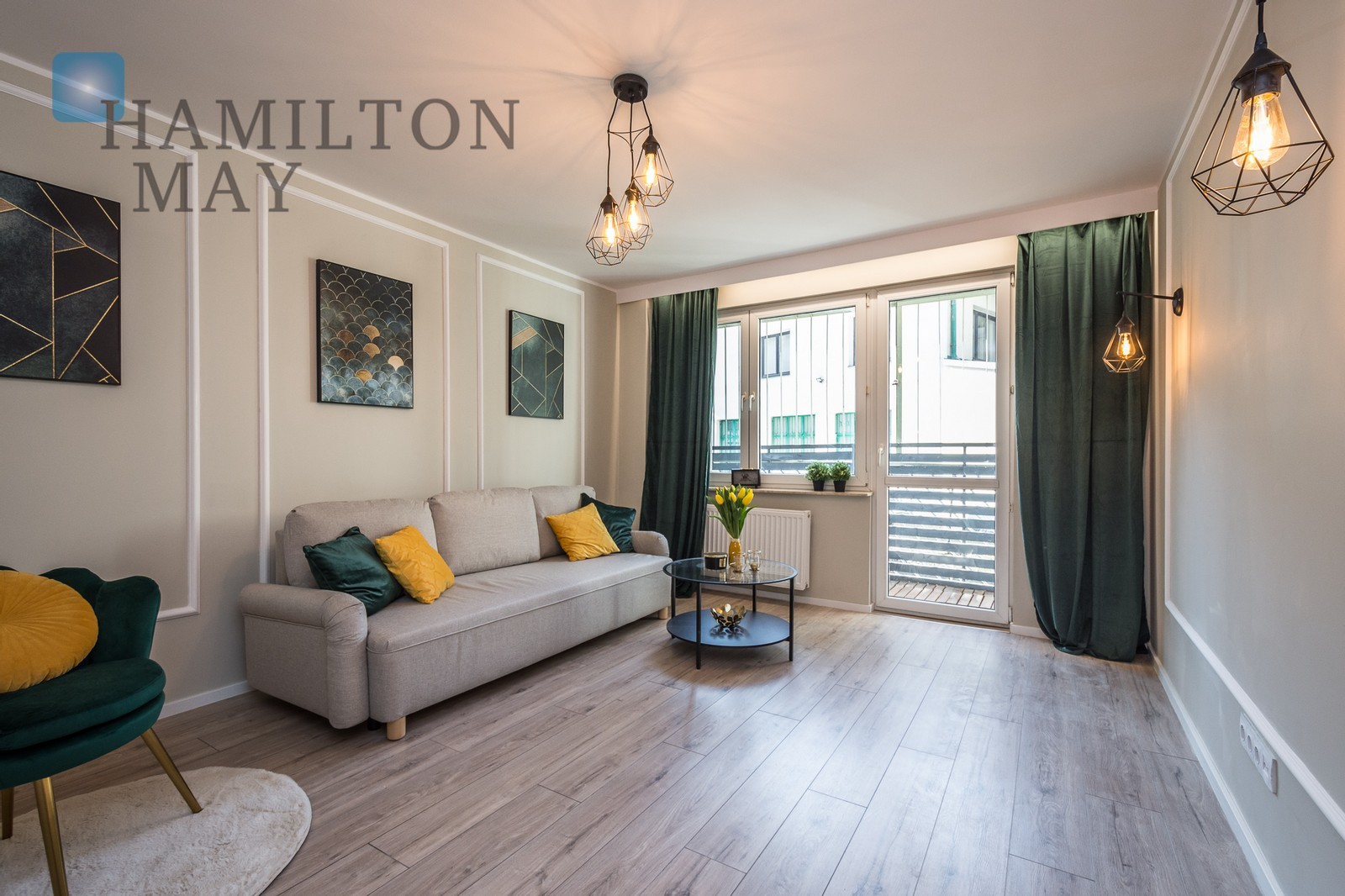 Stylish, renovated apartment Krakow for sale