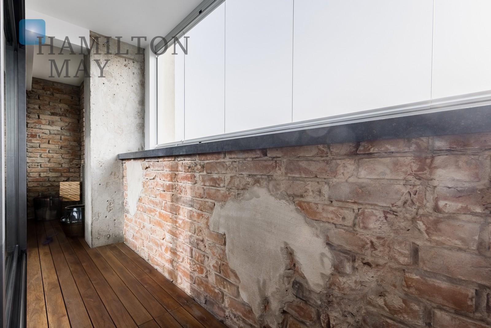 Trzypokojowy apartament przy Metrze Wilanowska na 13. piętrze Warszawa na sprzedaż